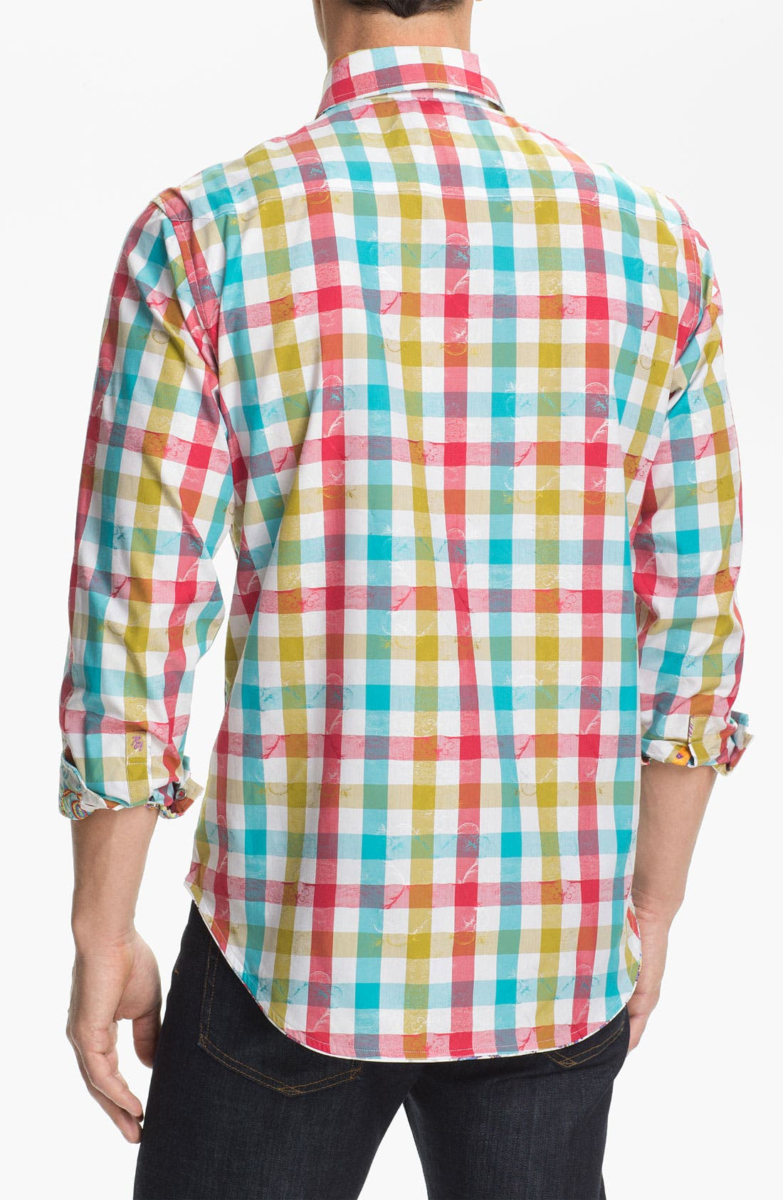 Alternate Image 3  - Robert Graham 'Slide' Sport Shirt