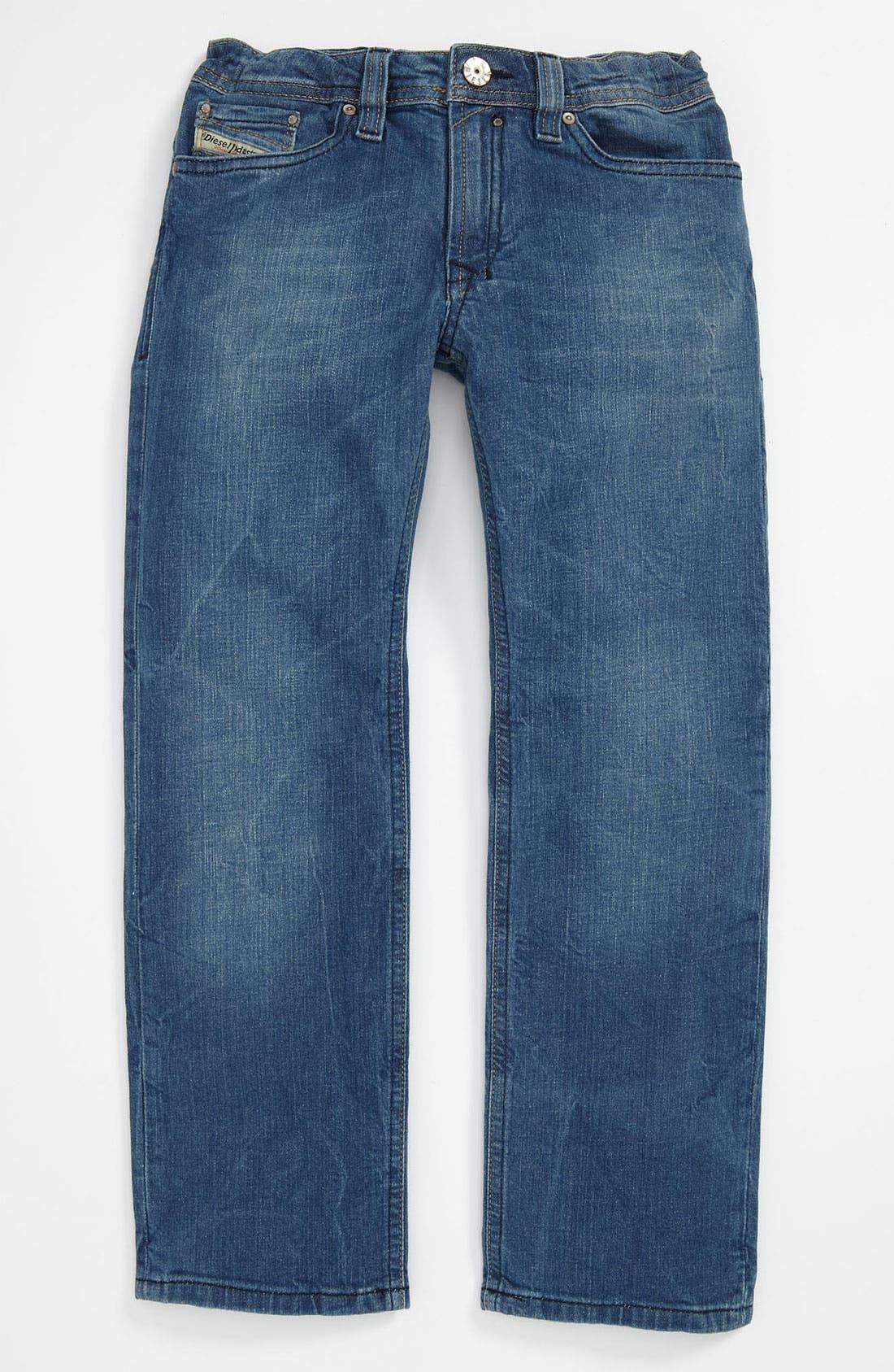 Alternate Image 2  - DIESEL® 'Safado' Jeans (Little Boys & Big Boys)