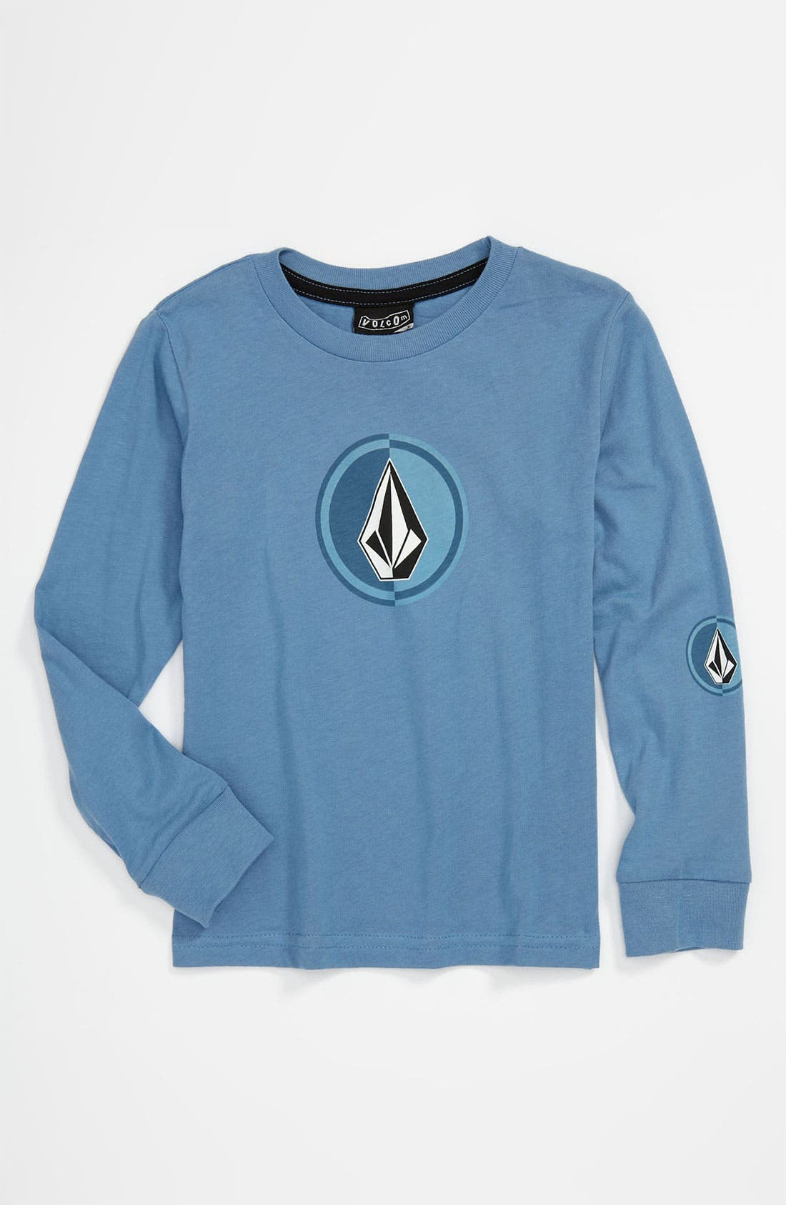 Alternate Image 1 Selected - Volcom 'Circle Stone' T-Shirt (Little Boys)