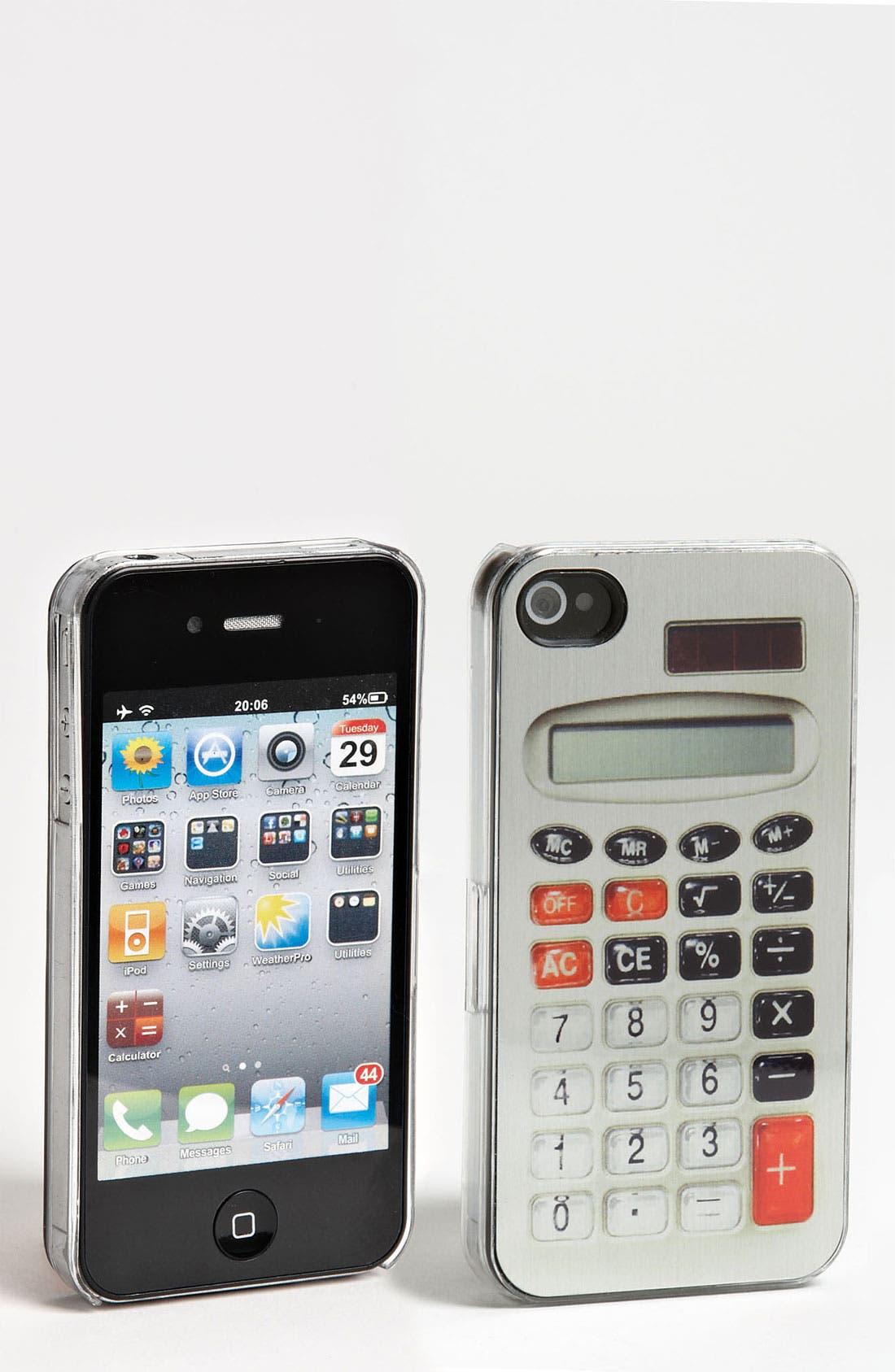 Main Image - ZERO GRAVITY 'Add It Up' iPhone 4 & 4S Case