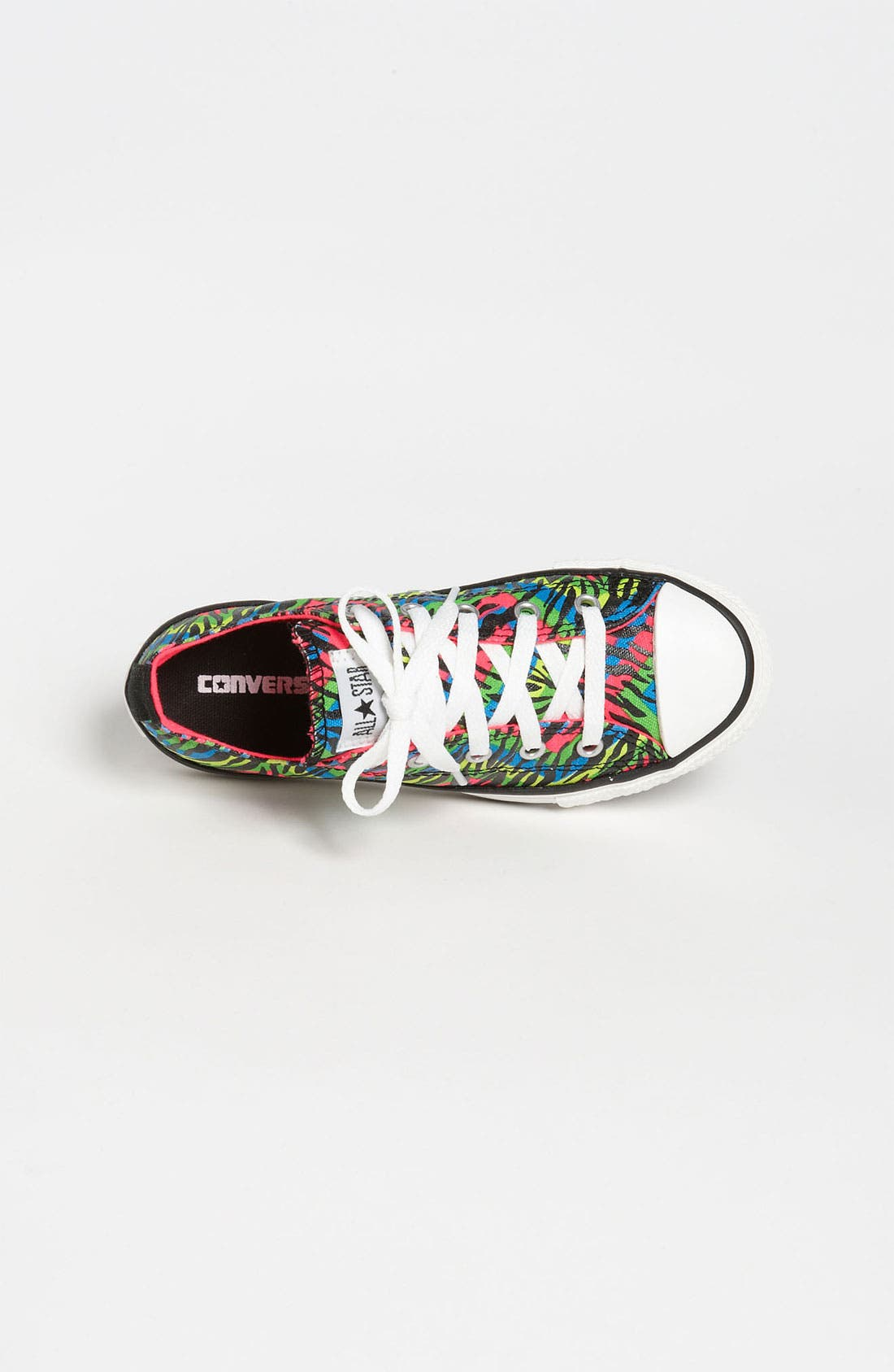 Alternate Image 3  - Converse Chuck Taylor® All Star® Sneaker (Toddler & Little Kid)
