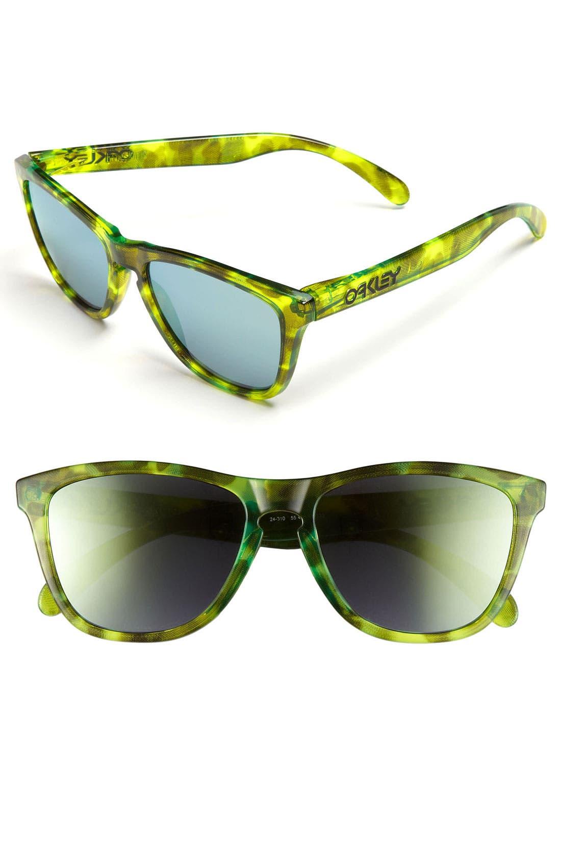 Alternate Image 1 Selected - Oakley 'RadarLock™' Edge' 155mm Sunglasses