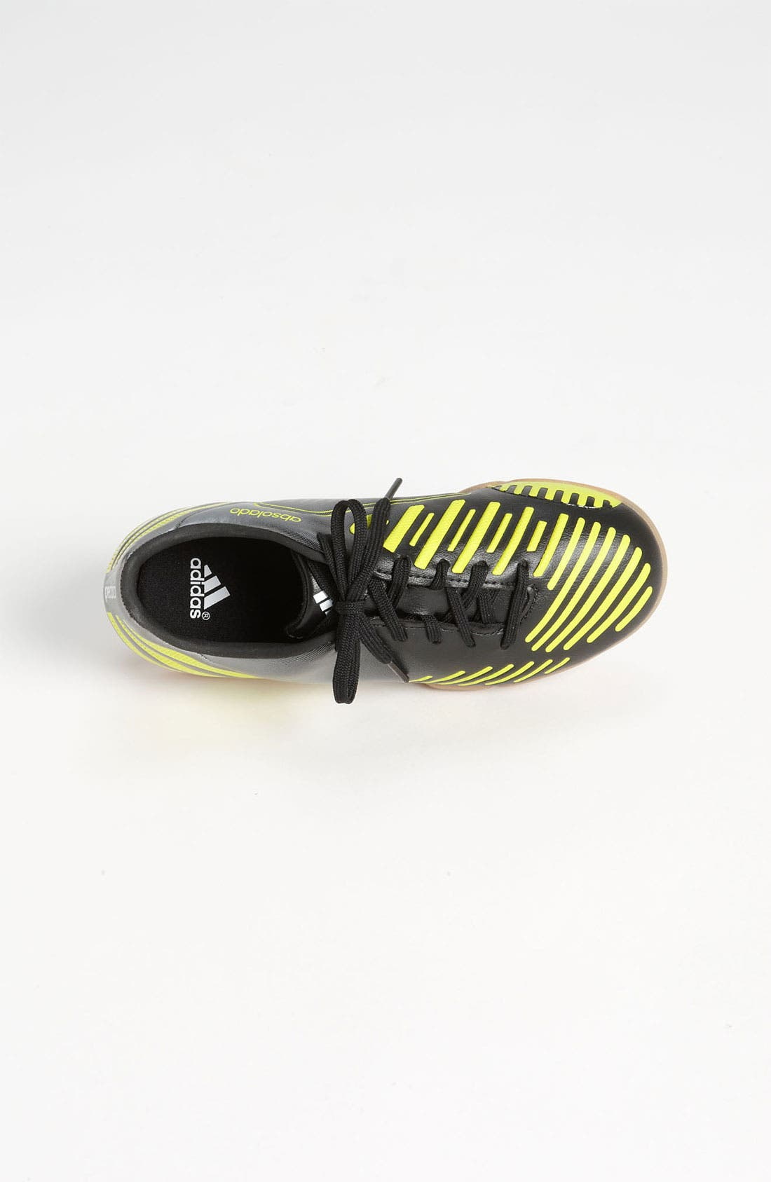 Alternate Image 3  - adidas 'Predator Absolado LZ IN J' Soccer Shoe (Toddler, Little Kid & Big Kid)