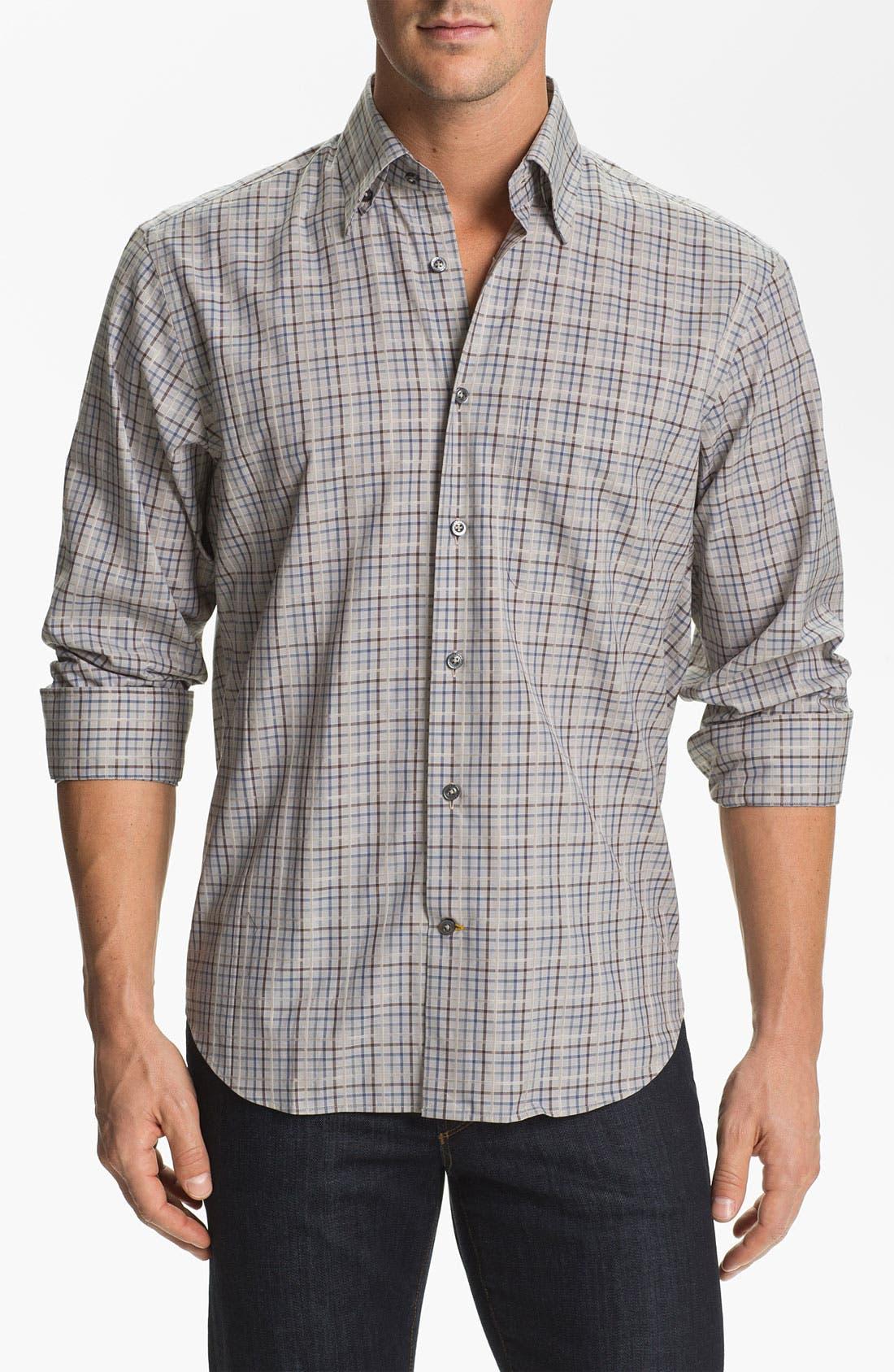 Main Image - Robert Talbott Regular Fit Sport Shirt