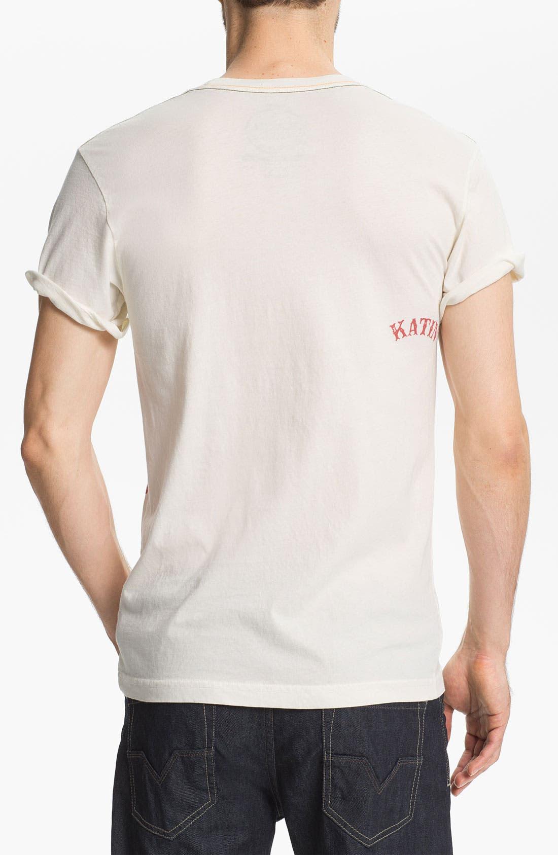 Alternate Image 2  - Katin 'Wench' Graphic T-Shirt