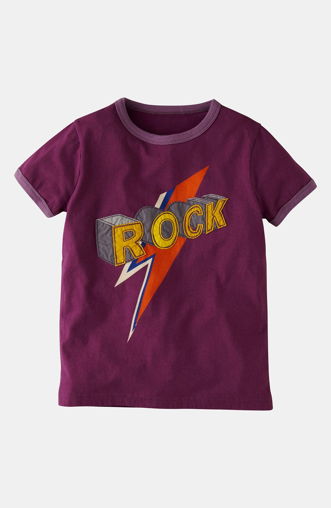 Alternate Image 1 Selected - Mini Boden 'Rock' T-Shirt (Big Boys)