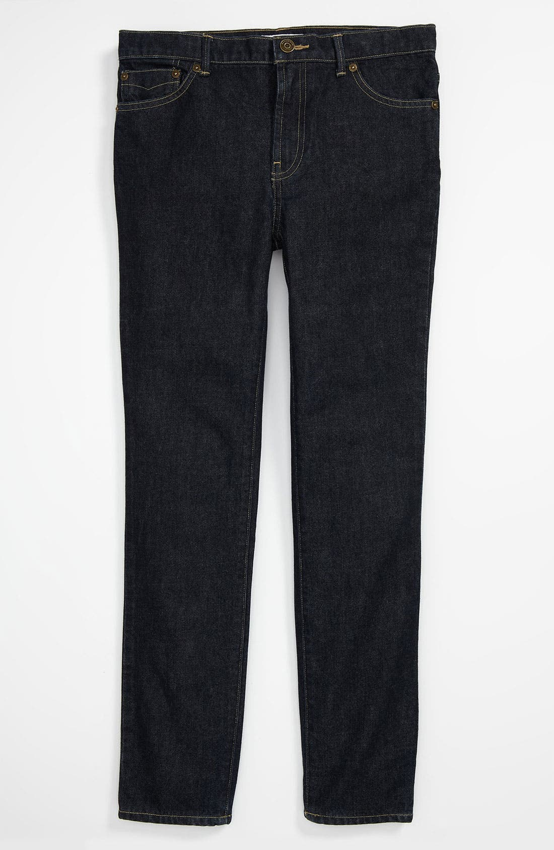 Alternate Image 2  - Burberry Skinny Leg Jeans (Little Boys & Big Boys)