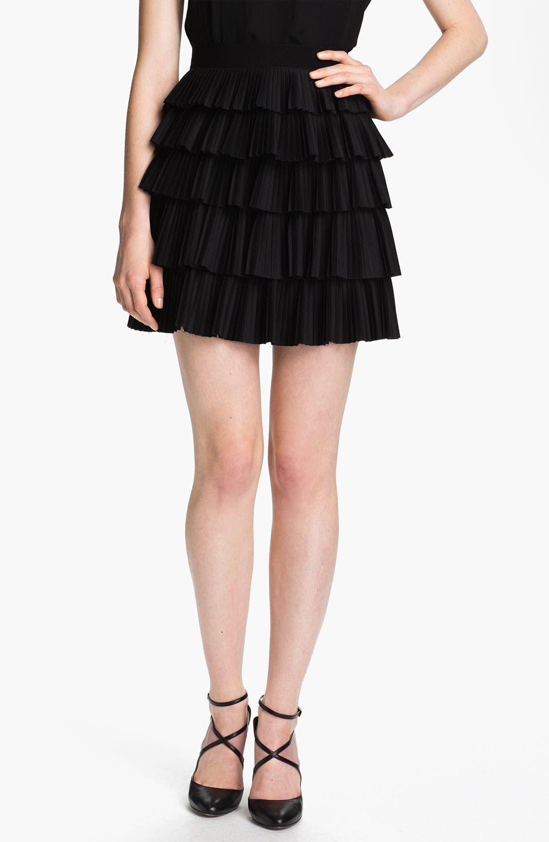 Alternate Image 1 Selected - Robert Rodriguez Tiered Skirt