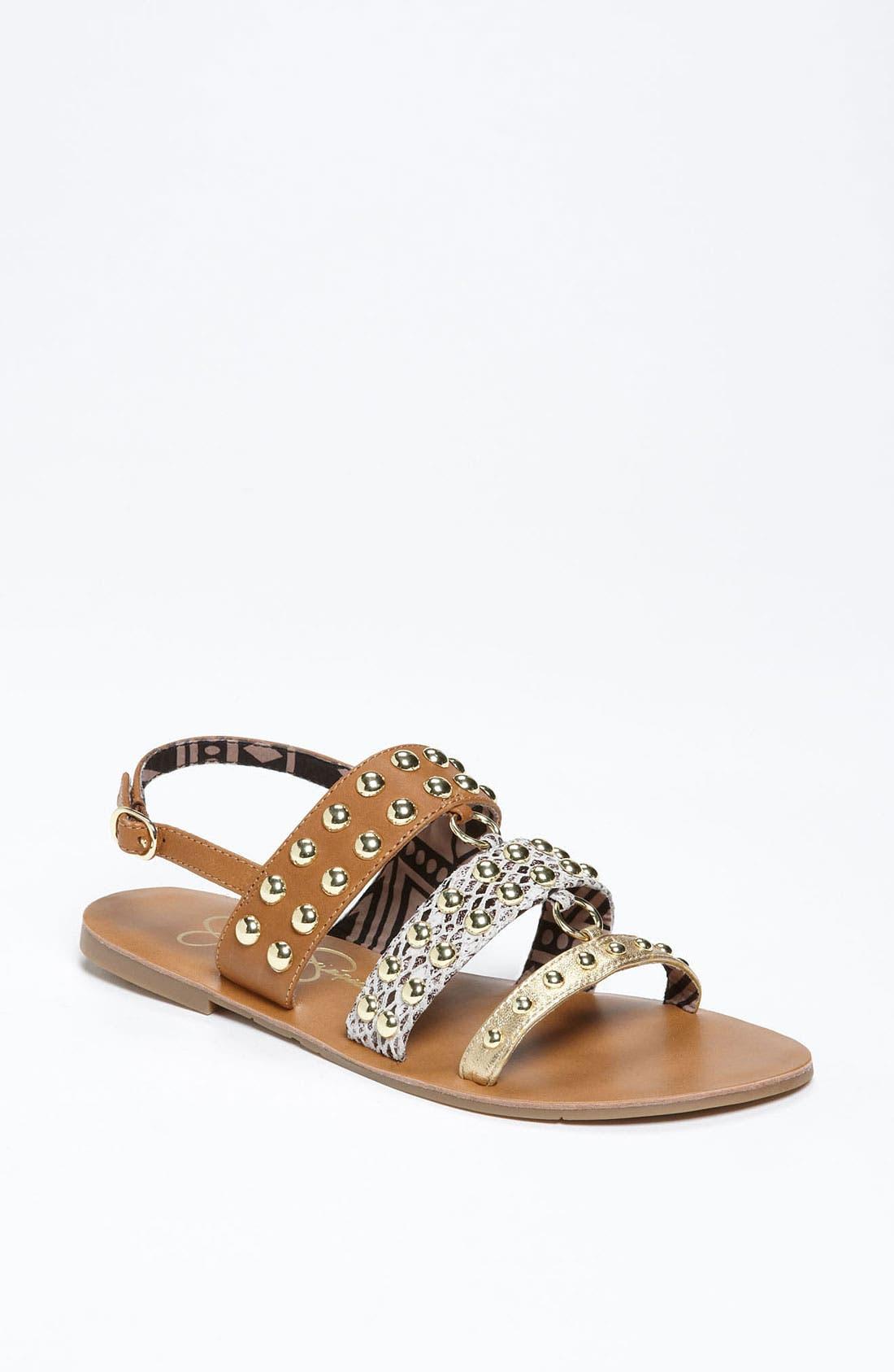 Alternate Image 1 Selected - Jessica Simpson 'Kari' Sandal