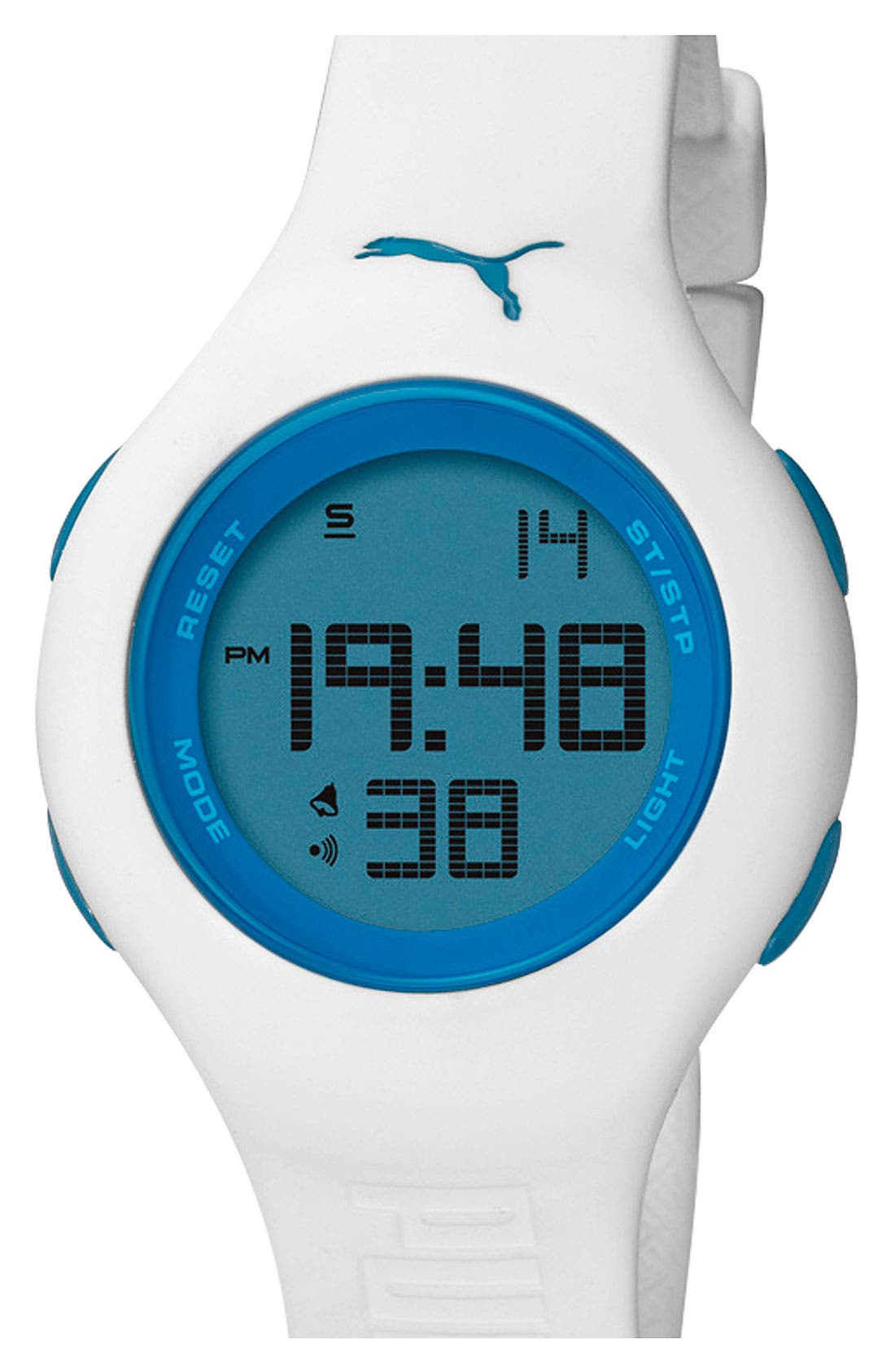 Main Image - PUMA 'Loop' Digital Chronograph Watch, 44mm