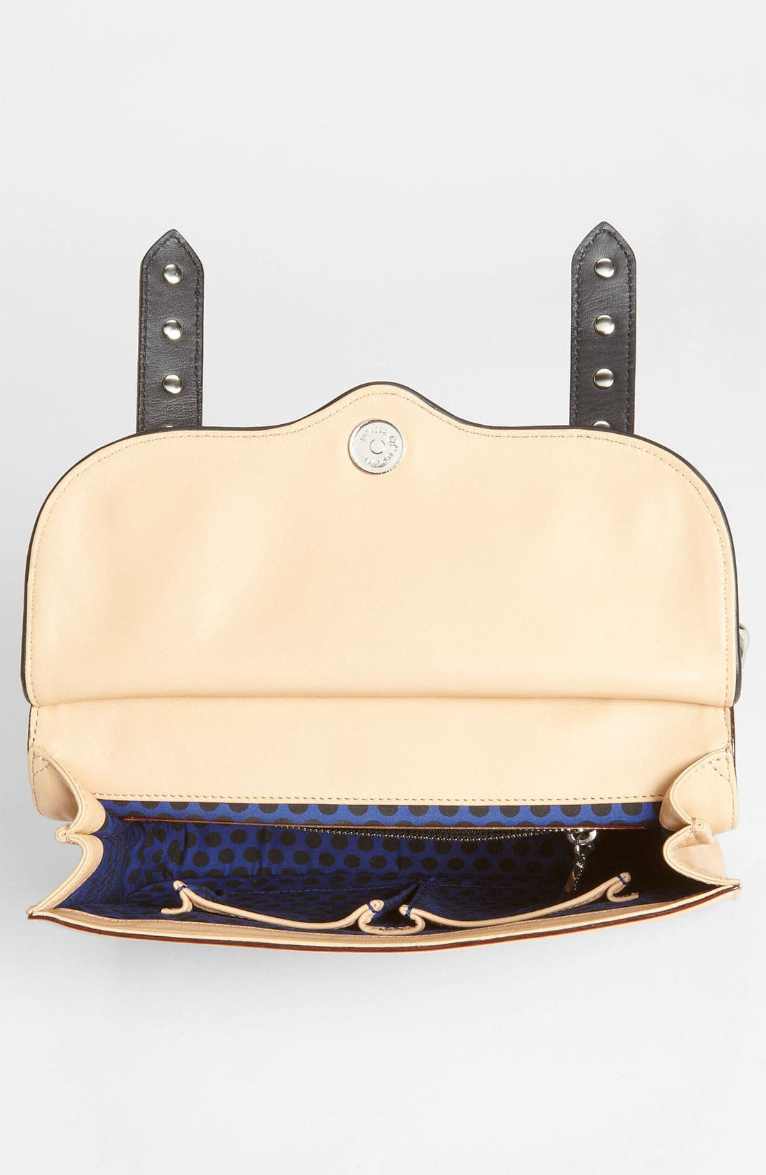 Alternate Image 3  - Rebecca Minkoff 'Brett' Colorblock Satchel