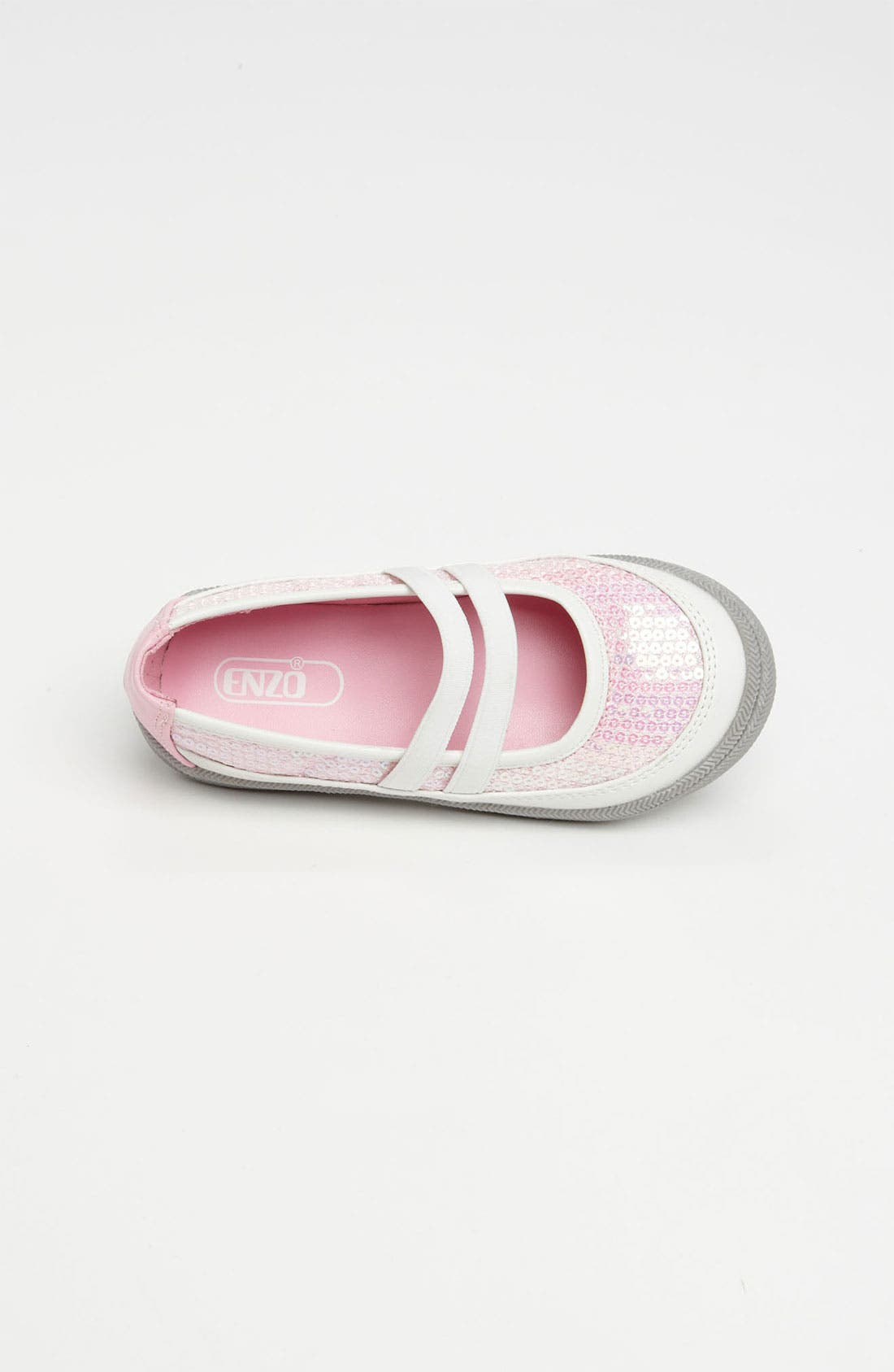 Alternate Image 3  - Enzo 'Celia' Mary Jane Sneaker (Toddler)