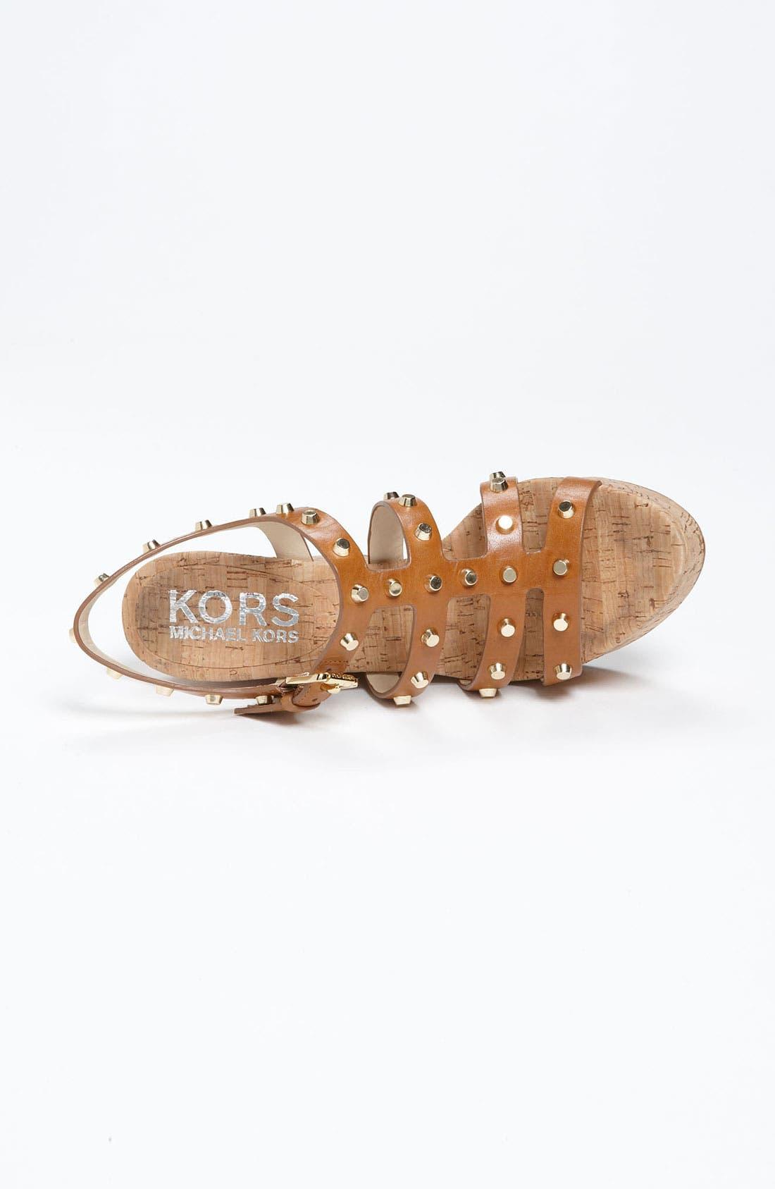 Alternate Image 3  - KORS Michael Kors 'Kaida' Sandal