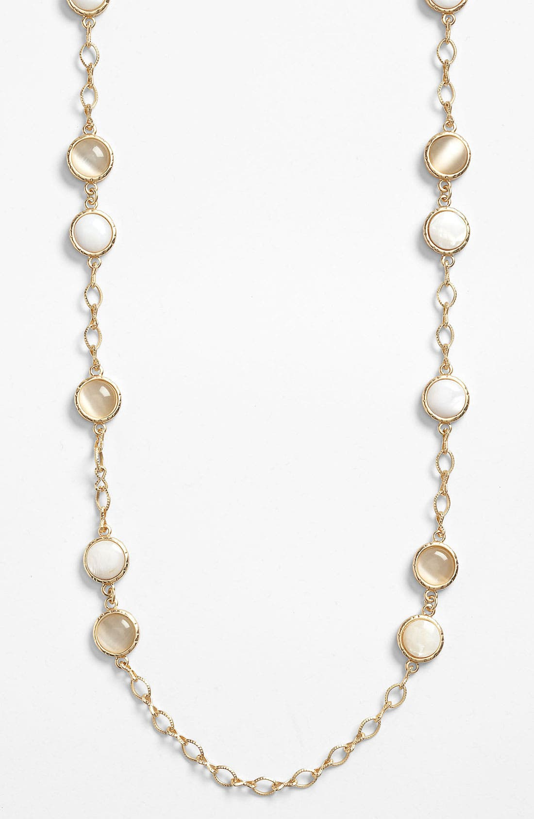 Alternate Image 1 Selected - Nordstrom 'Santorini' Long Station Necklace