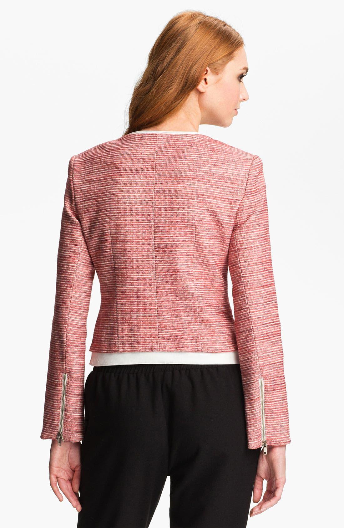 Alternate Image 3  - Parker 'Madison' Tweed Jacket