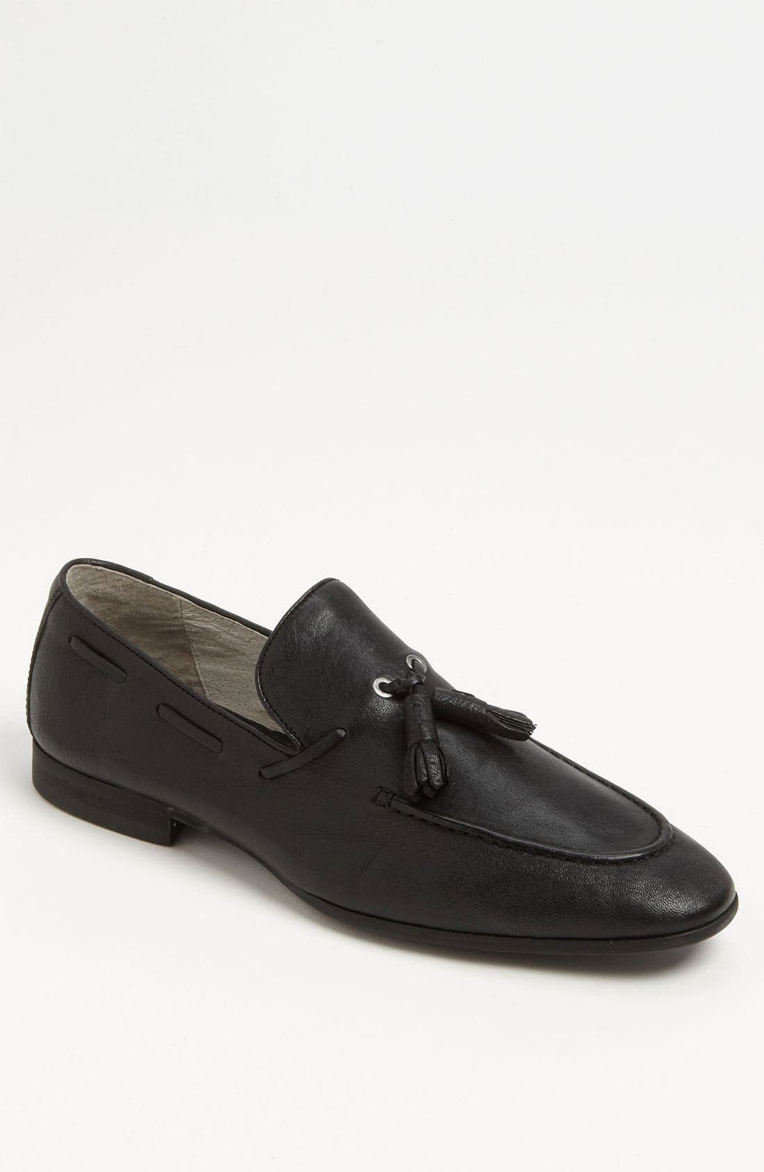Alternate Image 1 Selected - Vince Camuto 'Castro' Leather Tassel Loafer