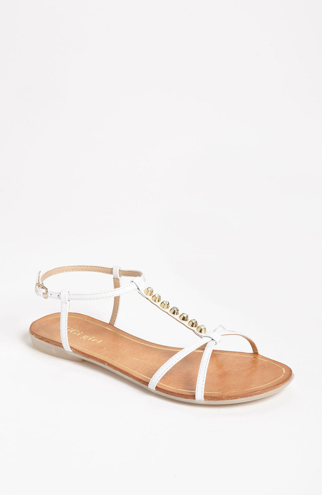 Alternate Image 1 Selected - ZiGi girl 'Adorable' Sandal