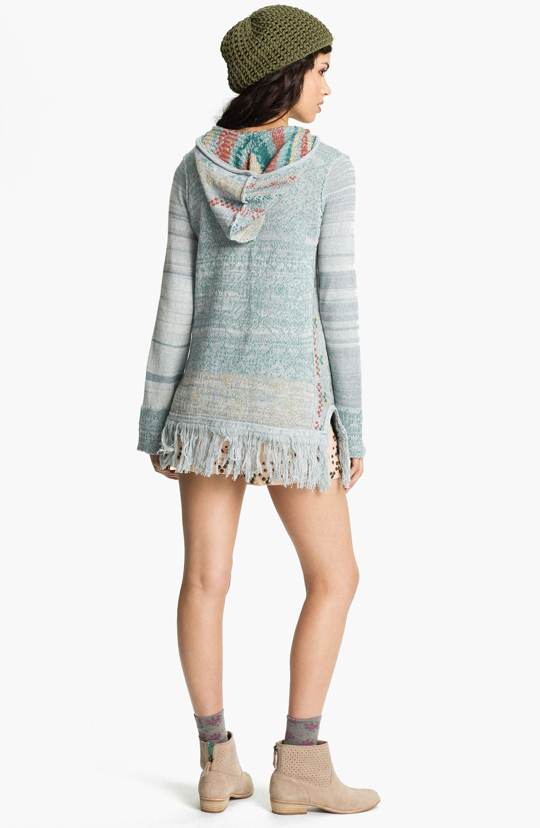 Alternate Image 2  - Free People 'Dream Time Story' Baja Pullover