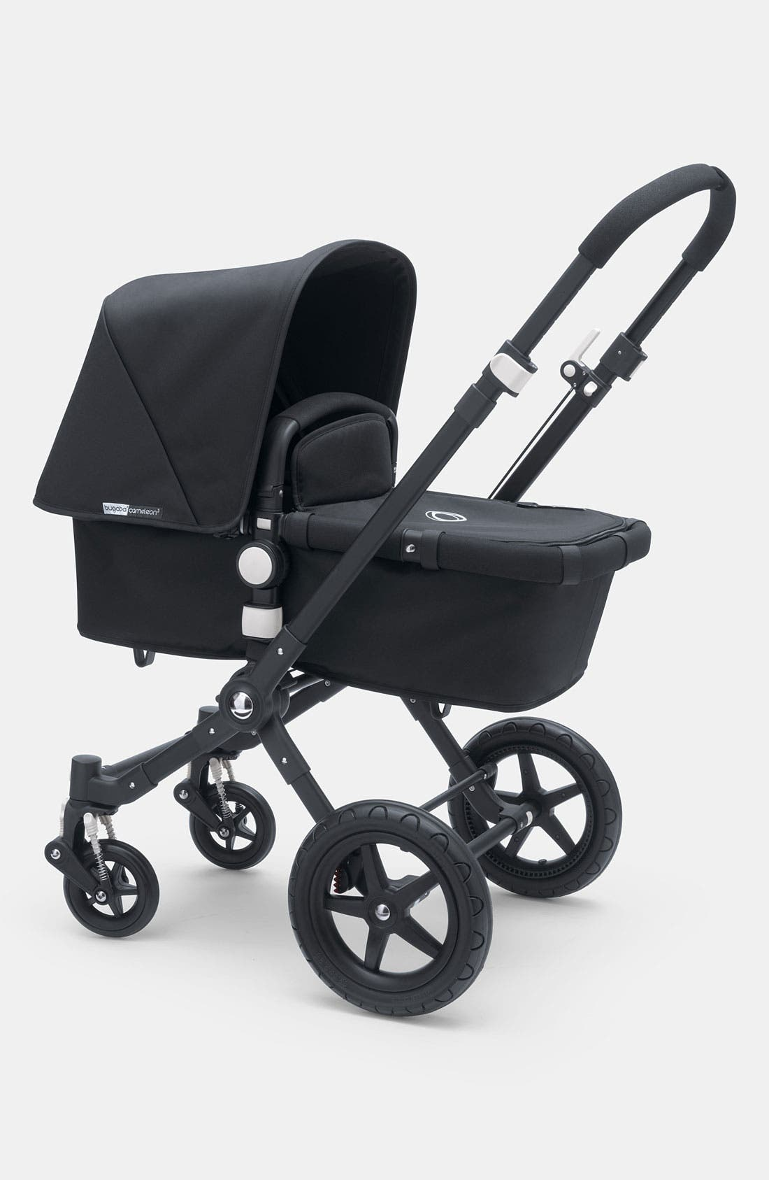 Alternate Image 3  - Bugaboo 'Cameleon³' Stroller - All Black Frame with Fabric Set (Special Edition)