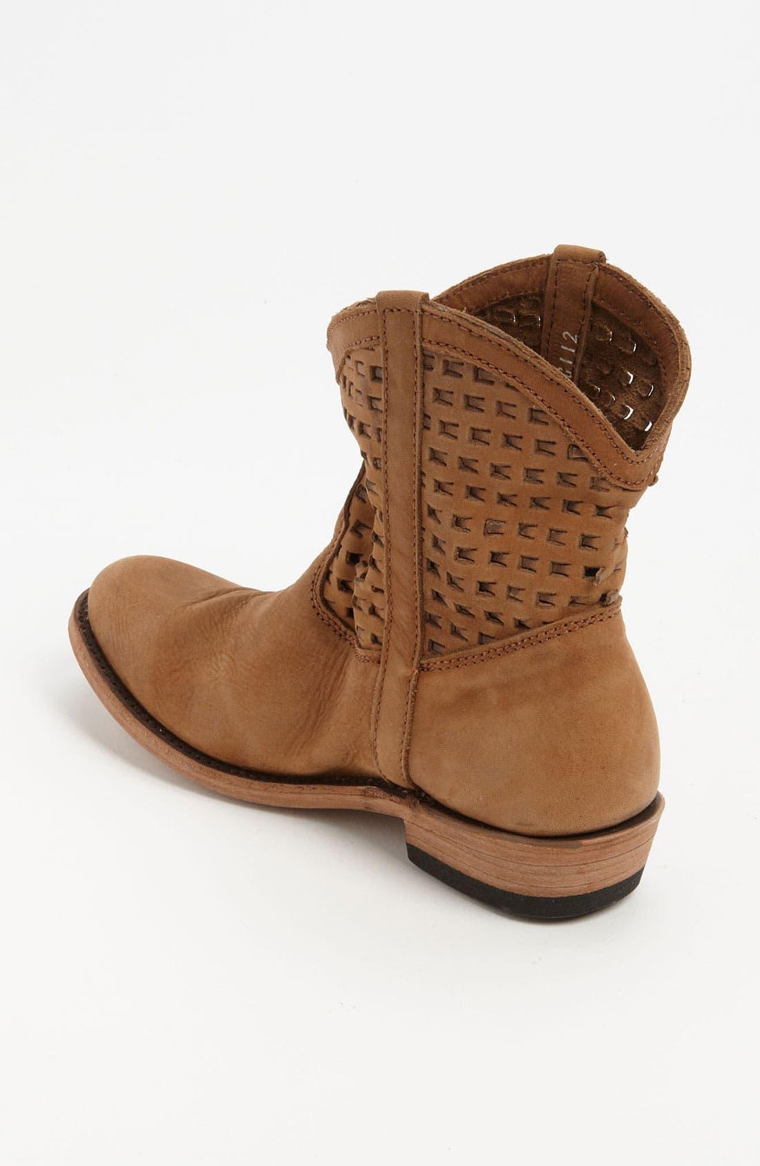 Alternate Image 2  - Liberty Black Short Perforated Boot