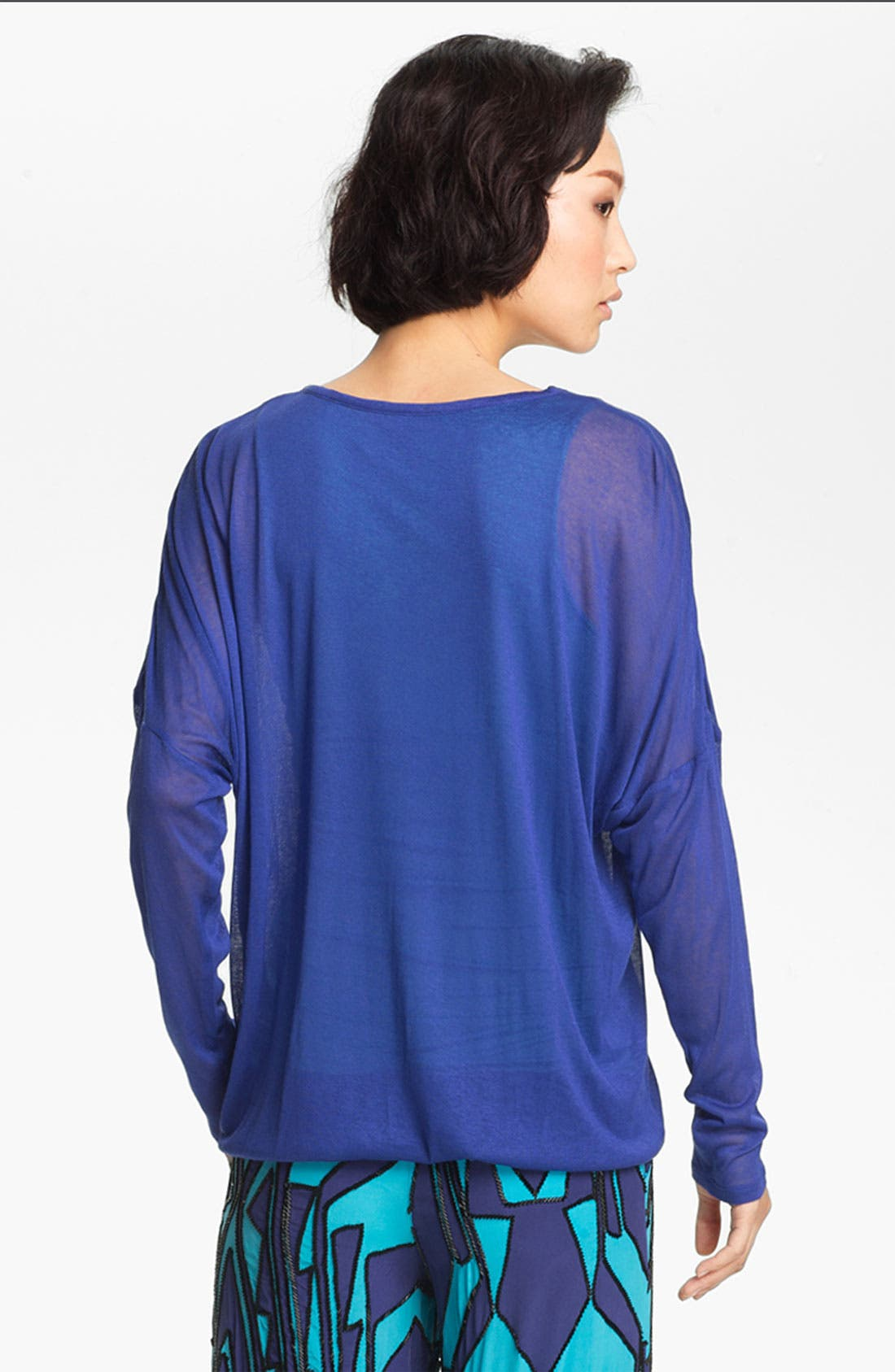 Alternate Image 3  - Tracy Reese Dolman Sleeve Jersey Top
