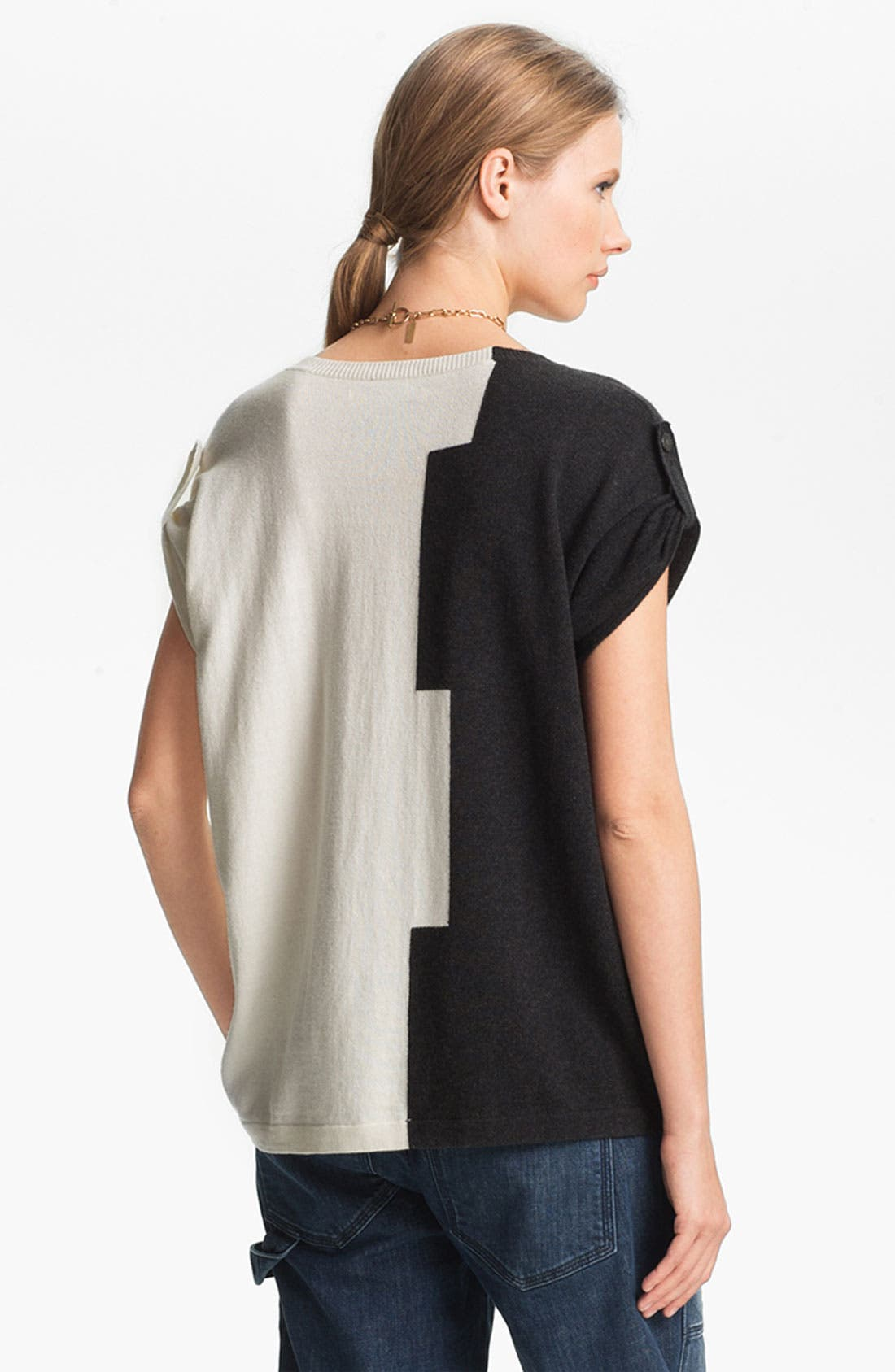 Alternate Image 3  - Kelly Wearstler Abstract Sweater