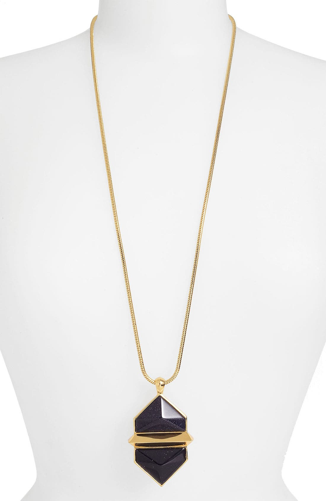 Alternate Image 2  - Vince Camuto 'Hidden Gems' Pendant Necklace