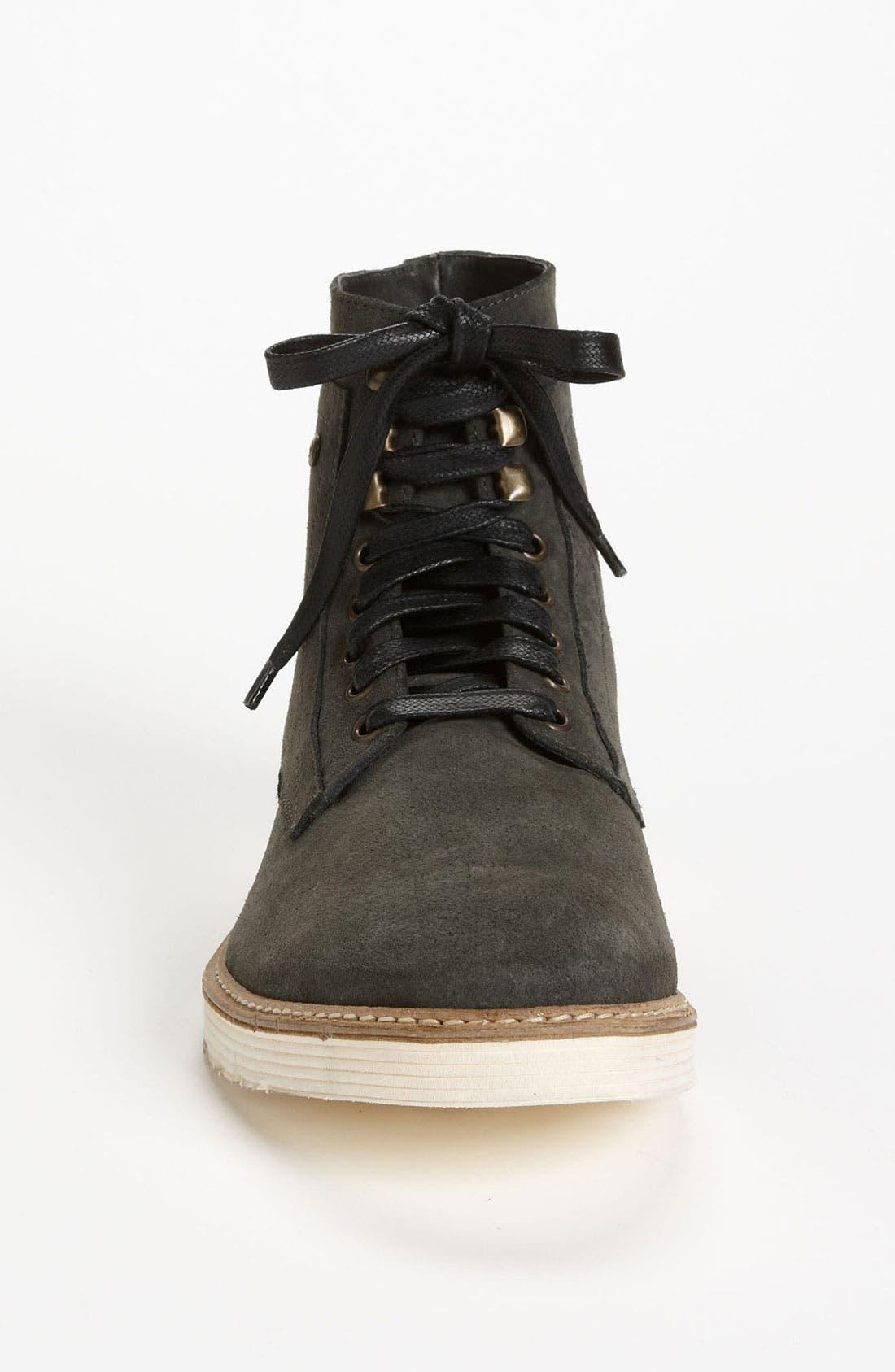 Alternate Image 3  - McQ by Alexander McQueen 'Derby' Plain Toe Boot