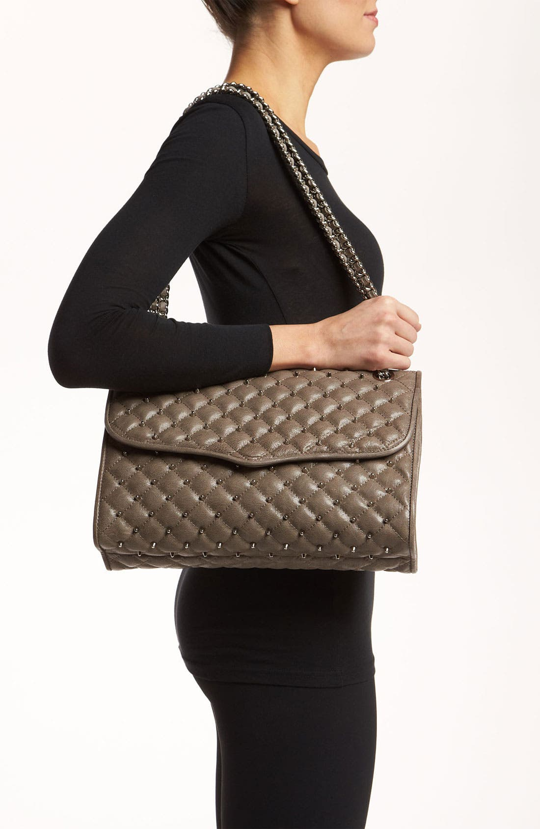 Alternate Image 2  - Rebecca Minkoff 'Affair - Large' Double Chain Shoulder Bag
