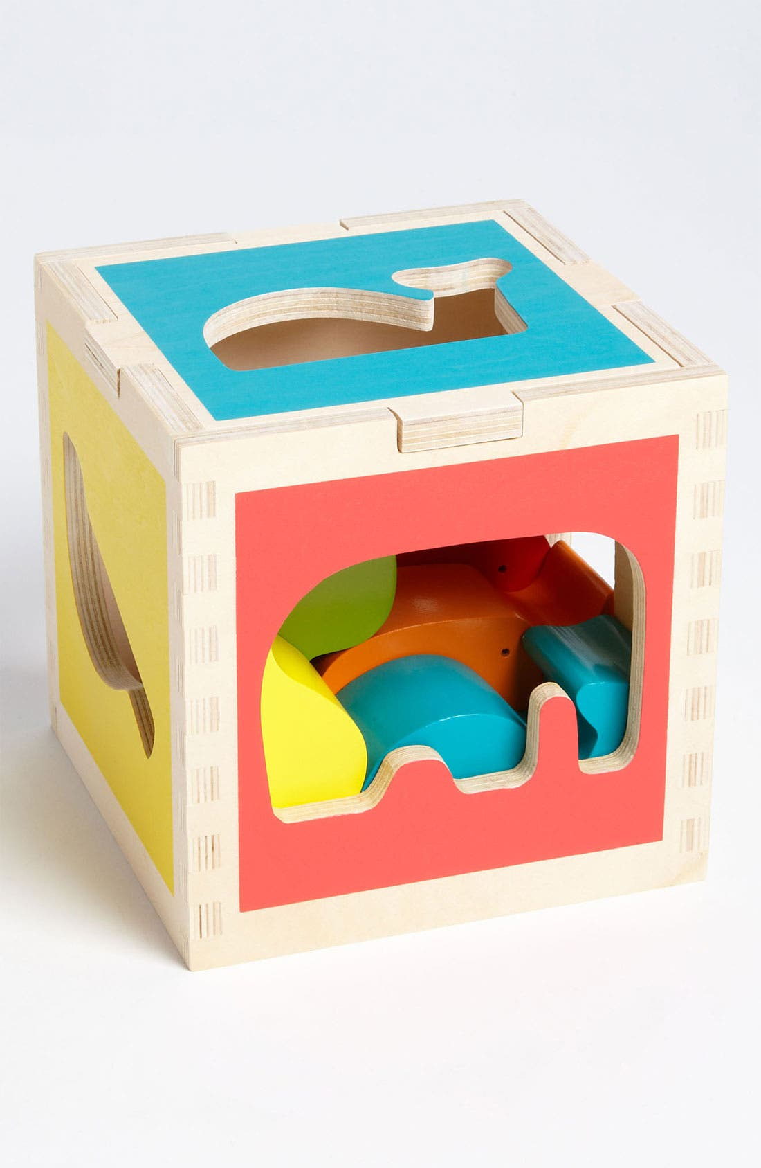 Alternate Image 2  - DwellStudio 'Zoo' Shape Sorter