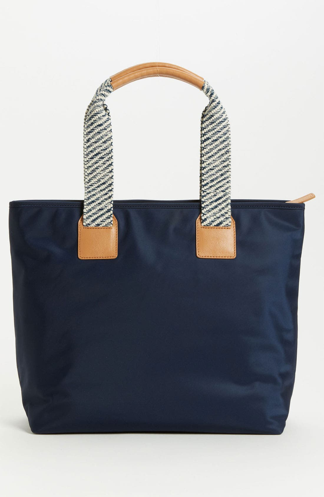 Alternate Image 4  - Tory Burch 'Small' Perforated Logo Tote