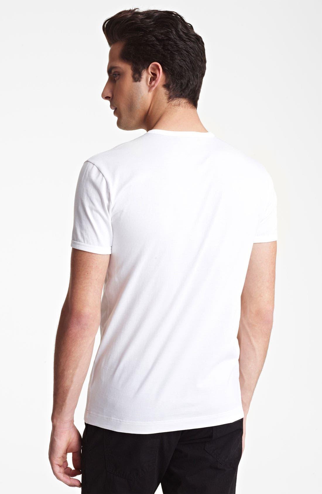 Alternate Image 2  - Dolce&Gabbana V-Neck T-Shirt