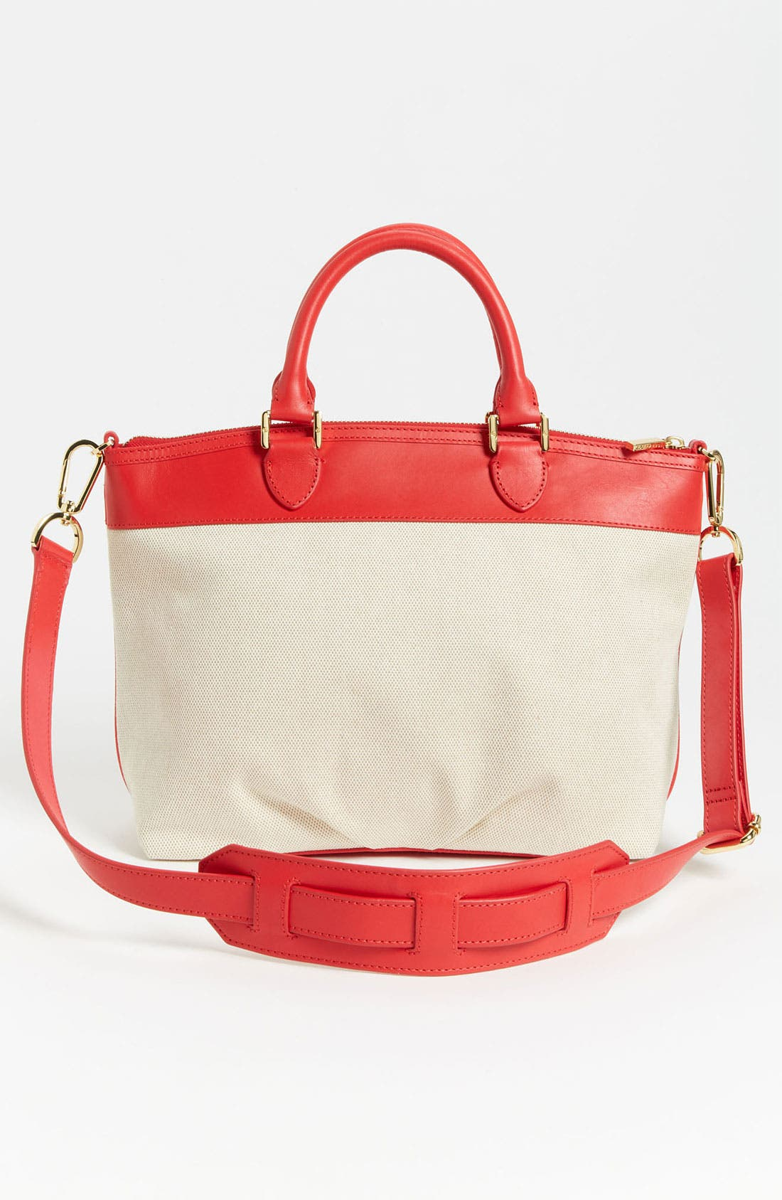 Alternate Image 4  - Tory Burch 'Stacked T - Small' Satchel