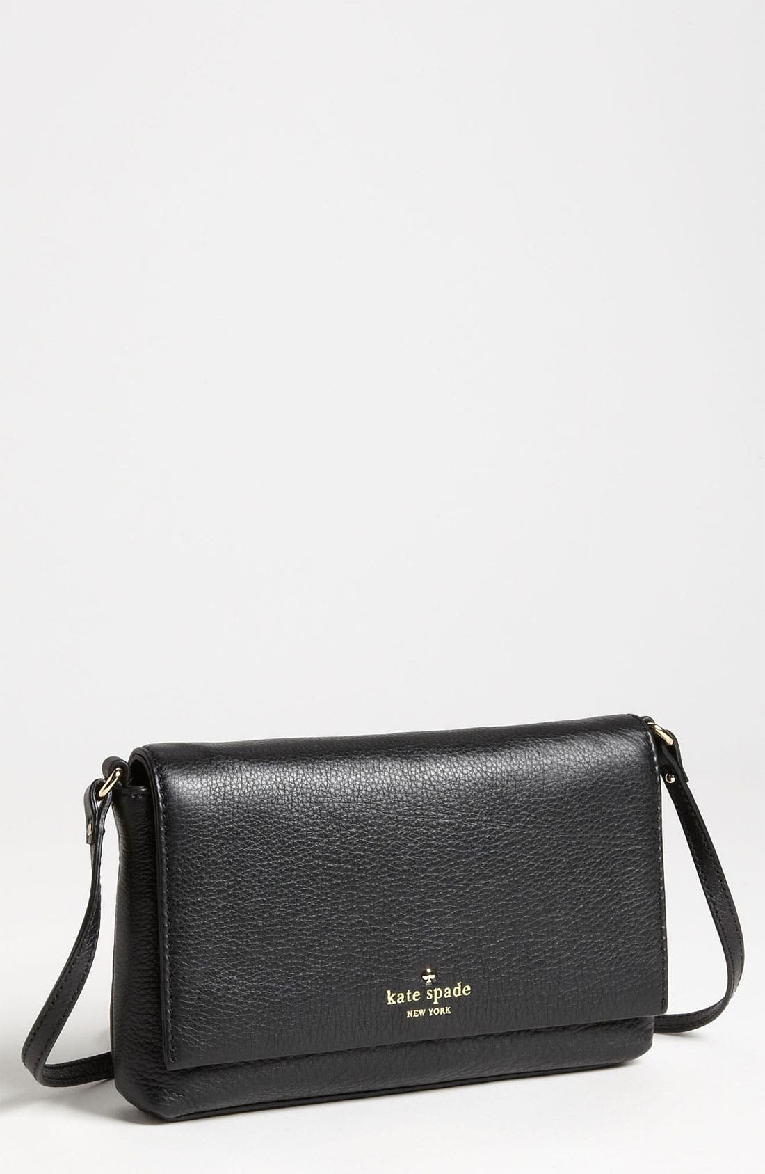 Alternate Image 1 Selected - kate spade new york 'cobble hill - kristie' leather crossbody bag