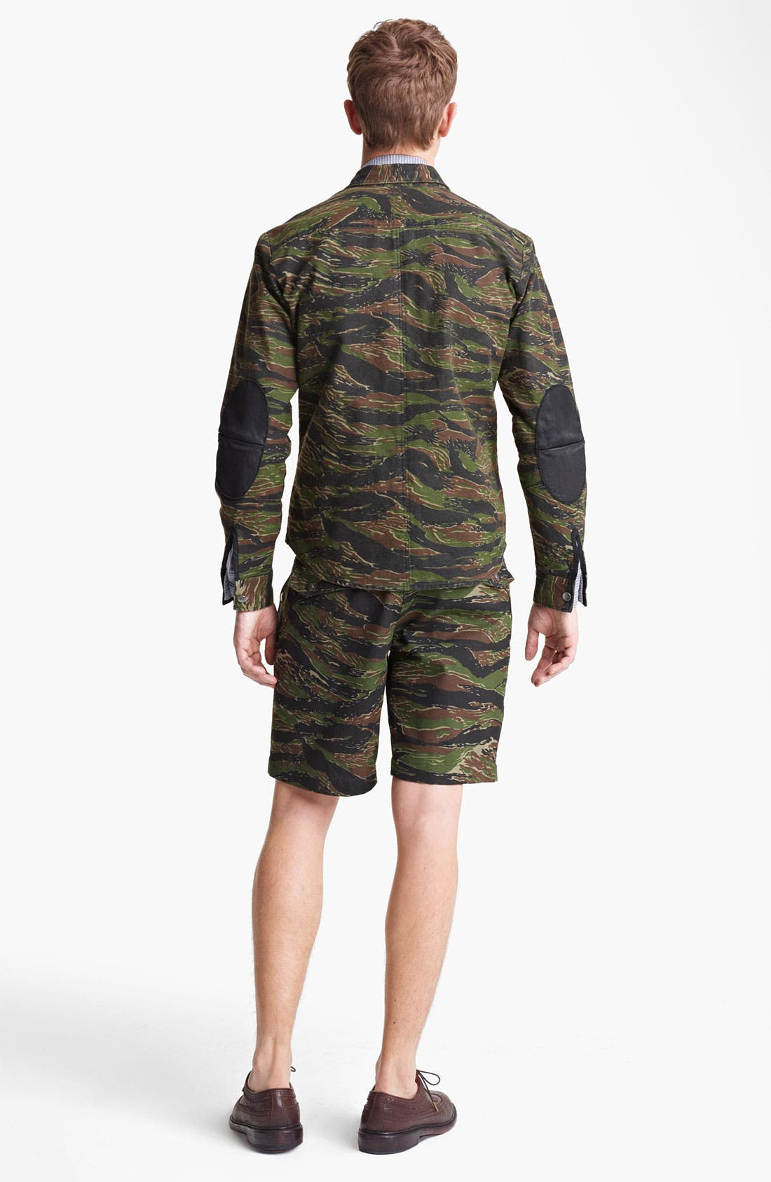 Alternate Image 5  - Field Scout 'Recon' Camo Shirt