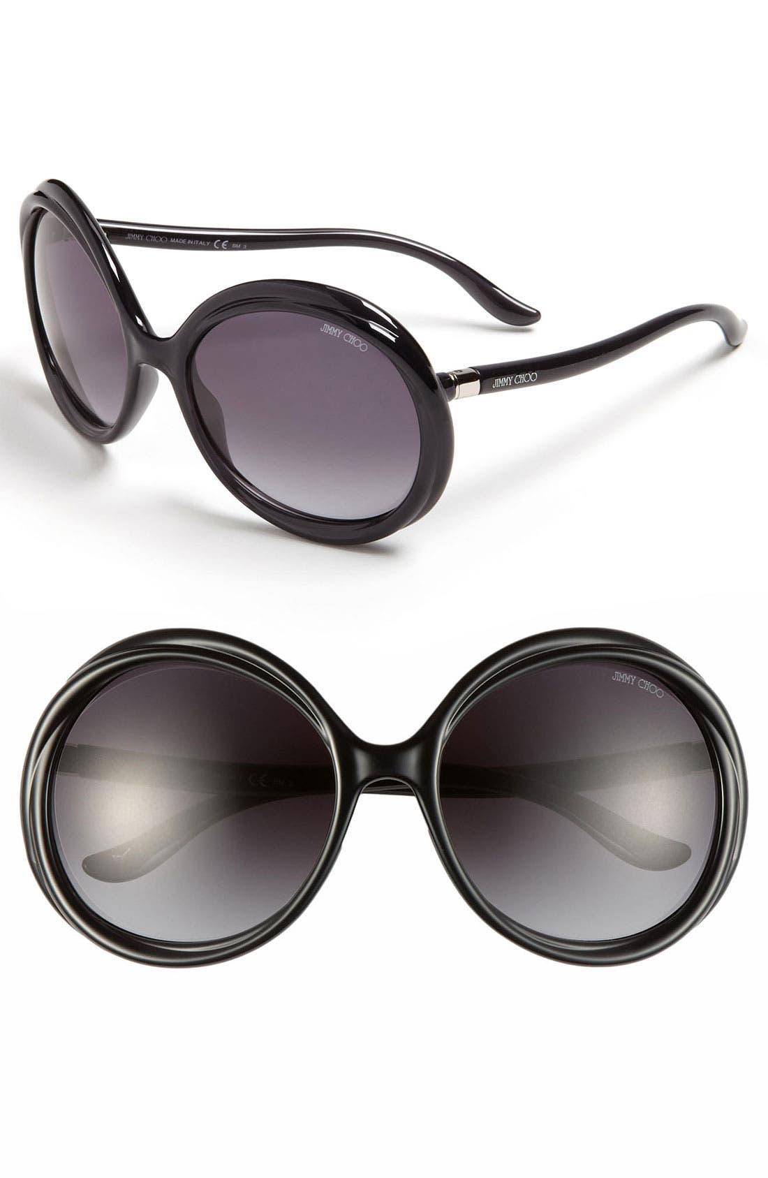 Main Image - Jimmy Choo 'Mindy' 59mm Sunglasses