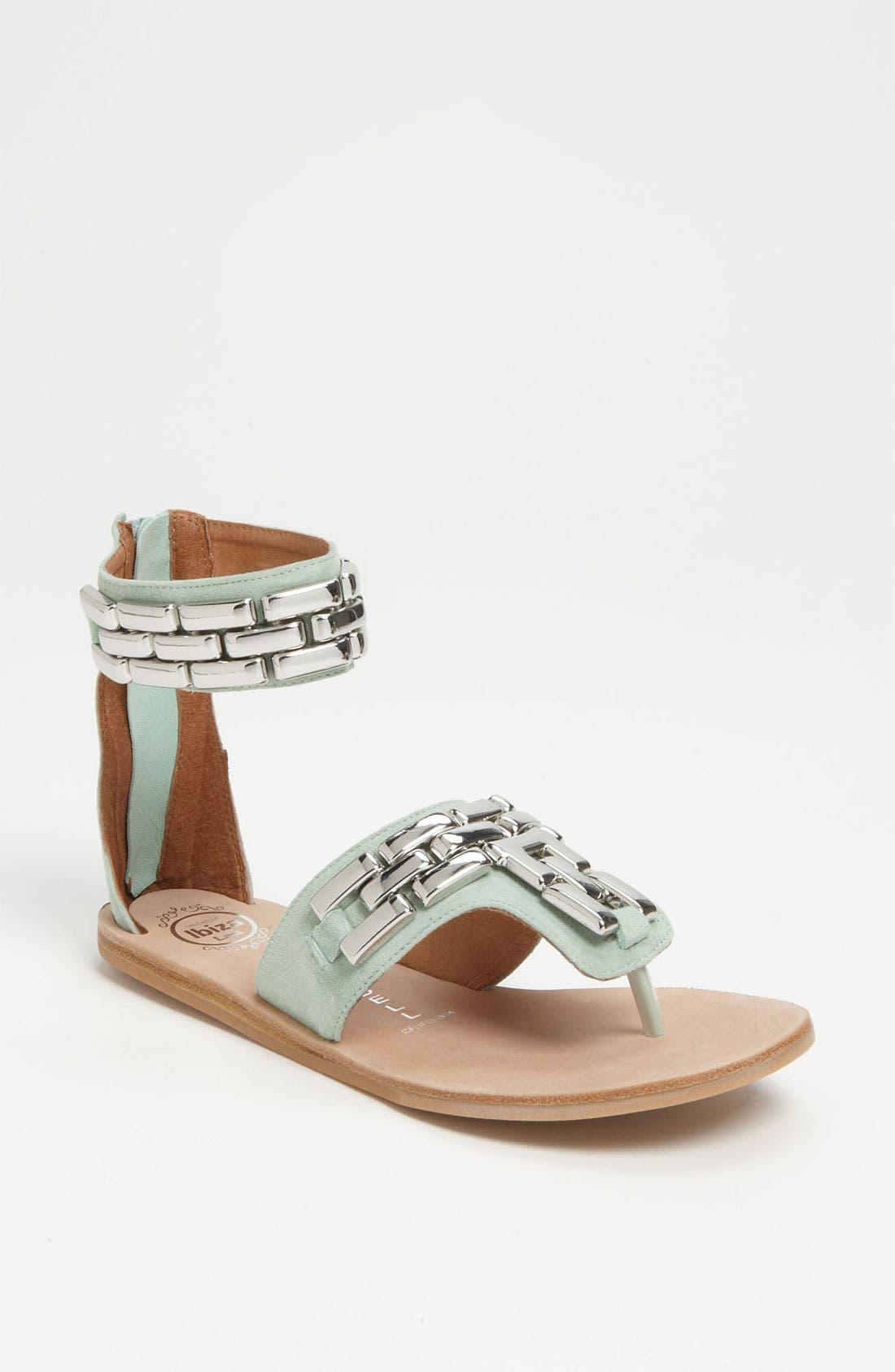 Alternate Image 1 Selected - Jeffrey Campbell 'Links' Sandal