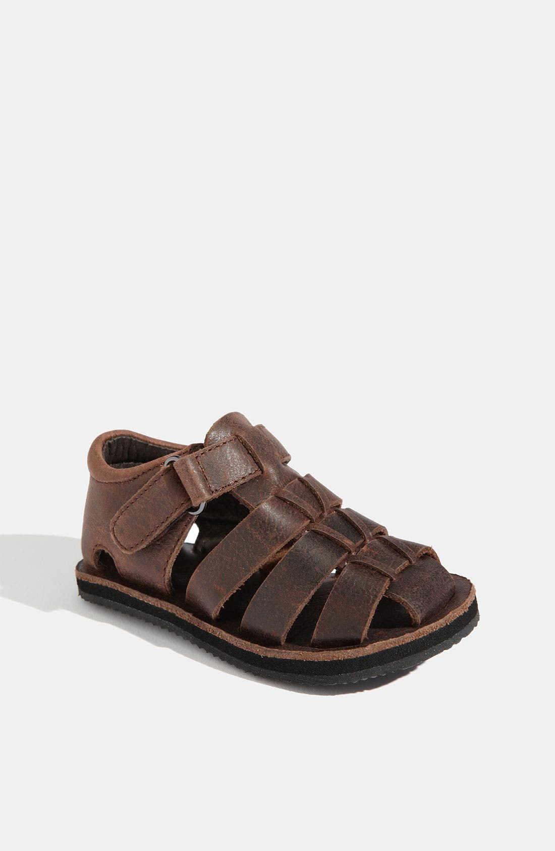 Alternate Image 1 Selected - Cole Haan 'Mini' Fisherman Sandal (Baby)
