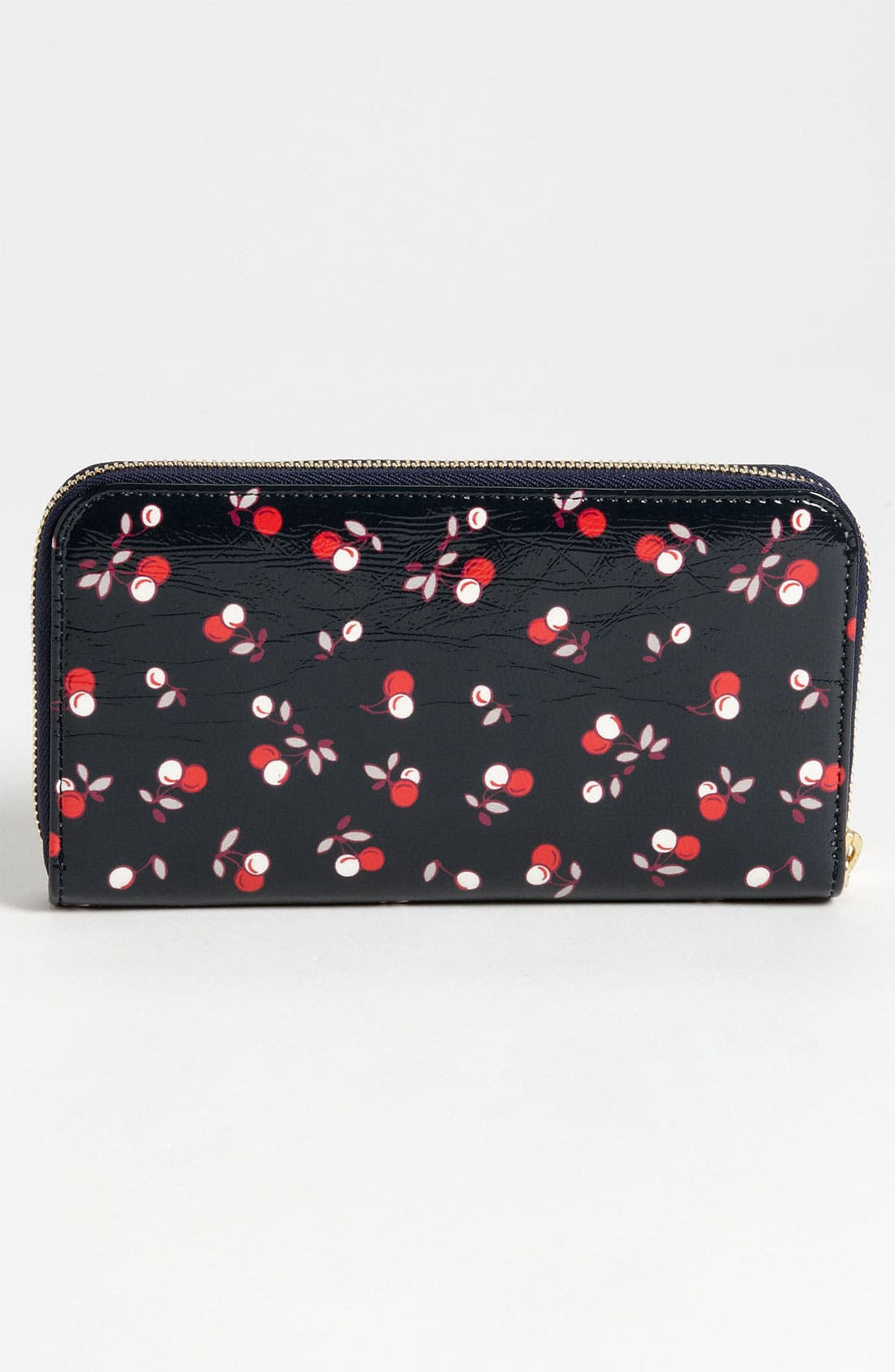 Alternate Image 4  - RED Valentino 'Cherry - Large' Zip Wallet