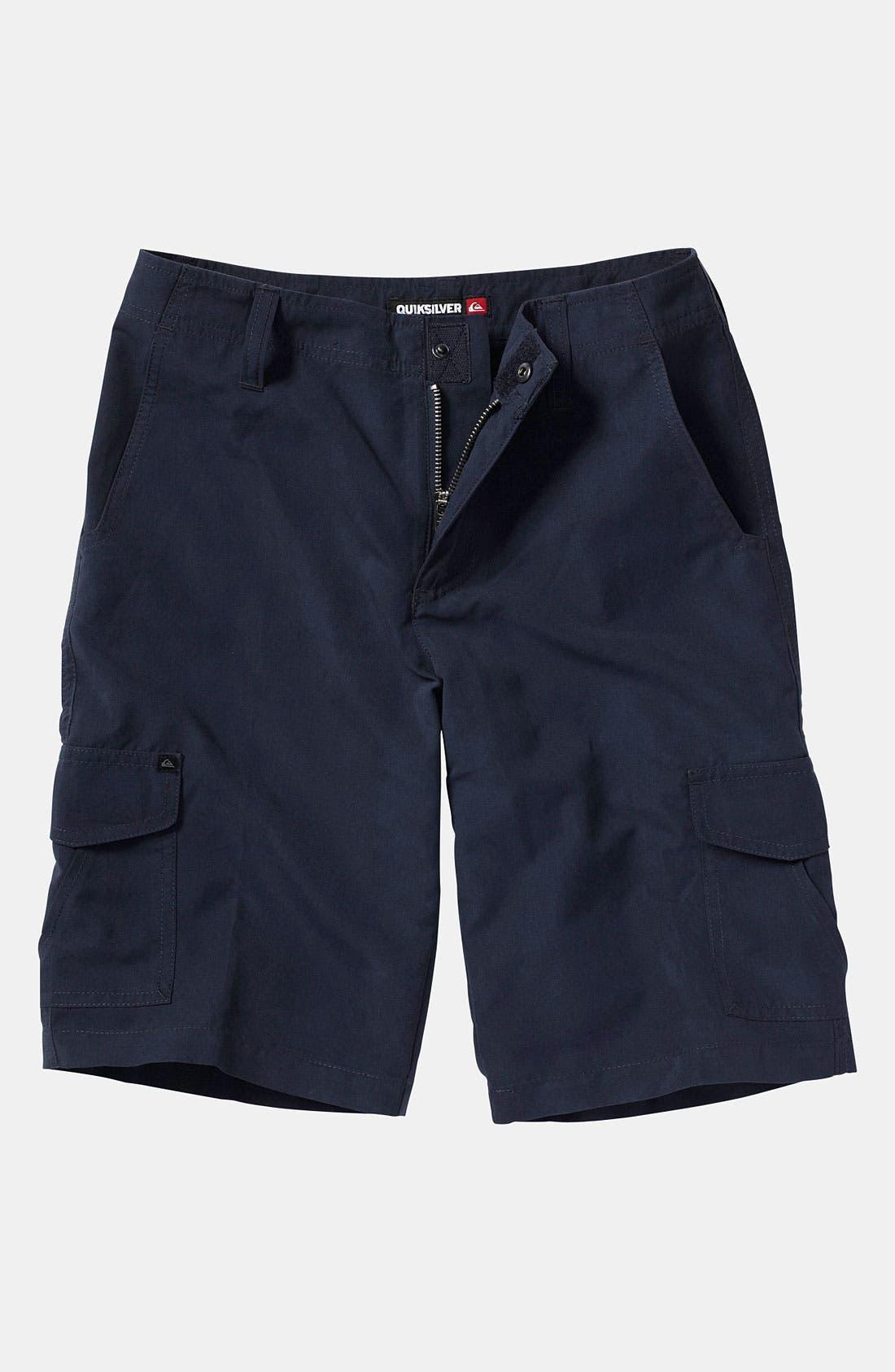 Main Image - Quiksilver 'Phofilled' Shorts (Infant)