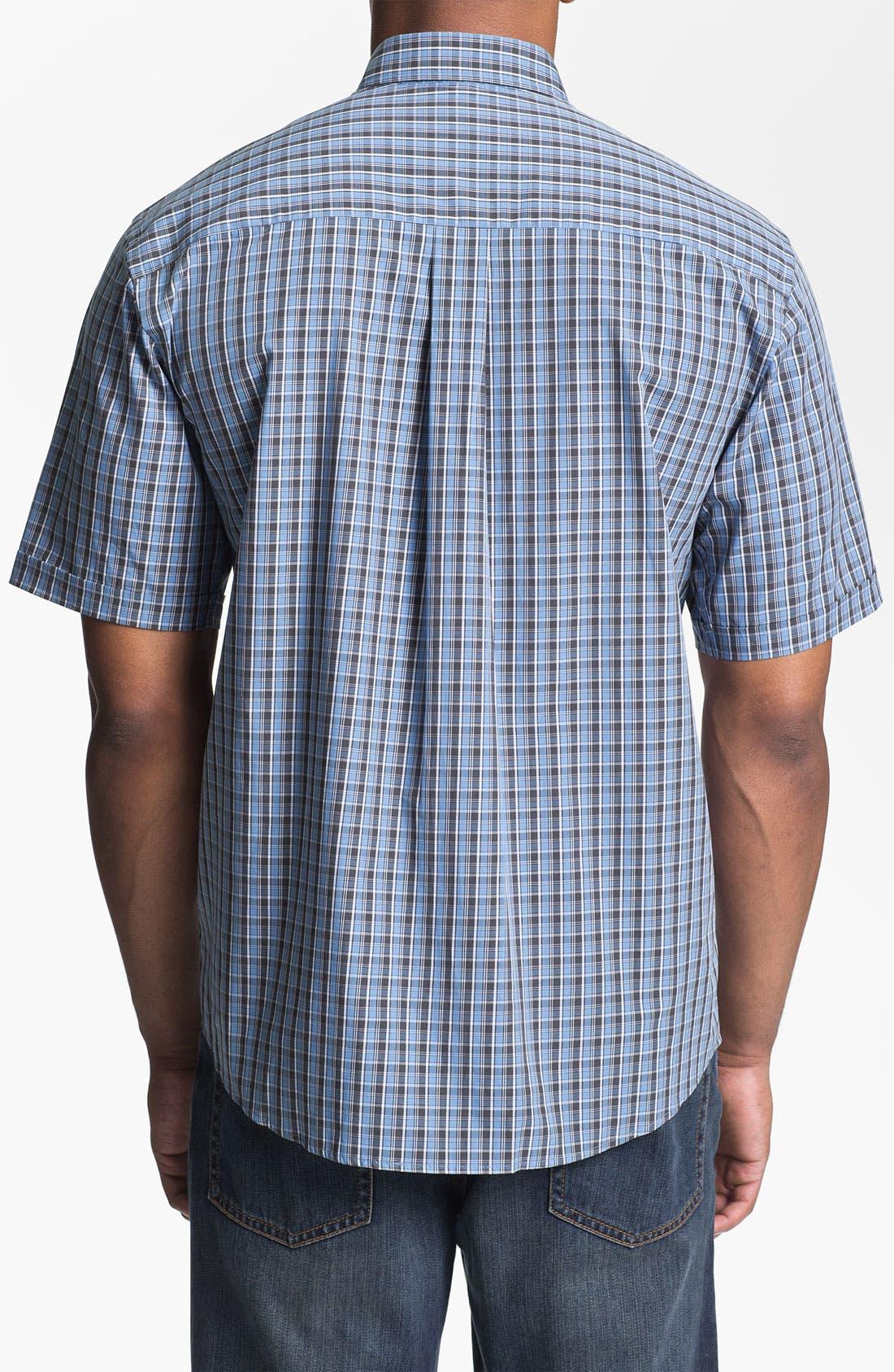 Alternate Image 2  - Cutter & Buck 'Midvale' Check Sport Shirt