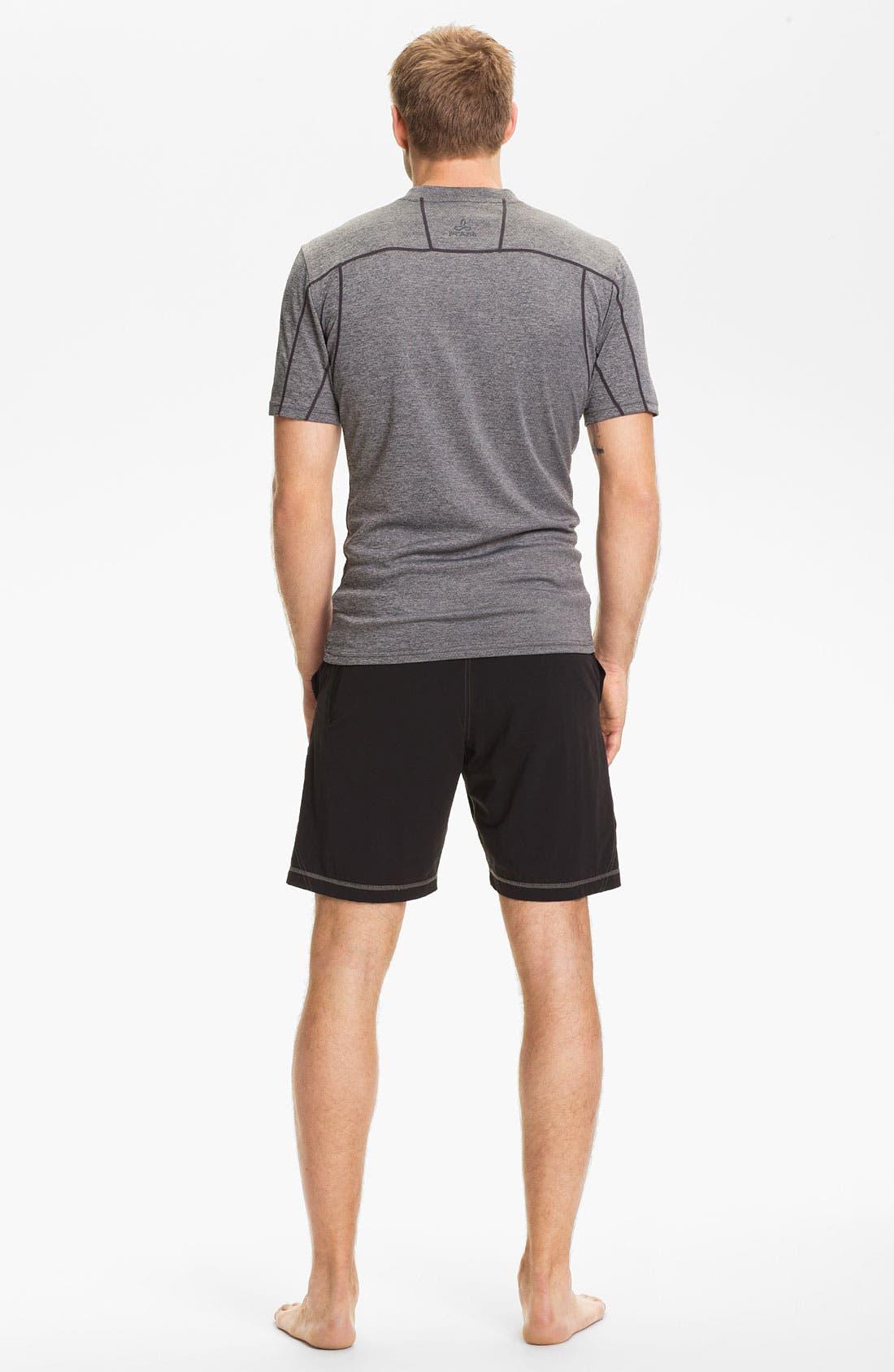 Alternate Image 5  - prAna 'Transit' Stretch Woven Water Resistant Shorts