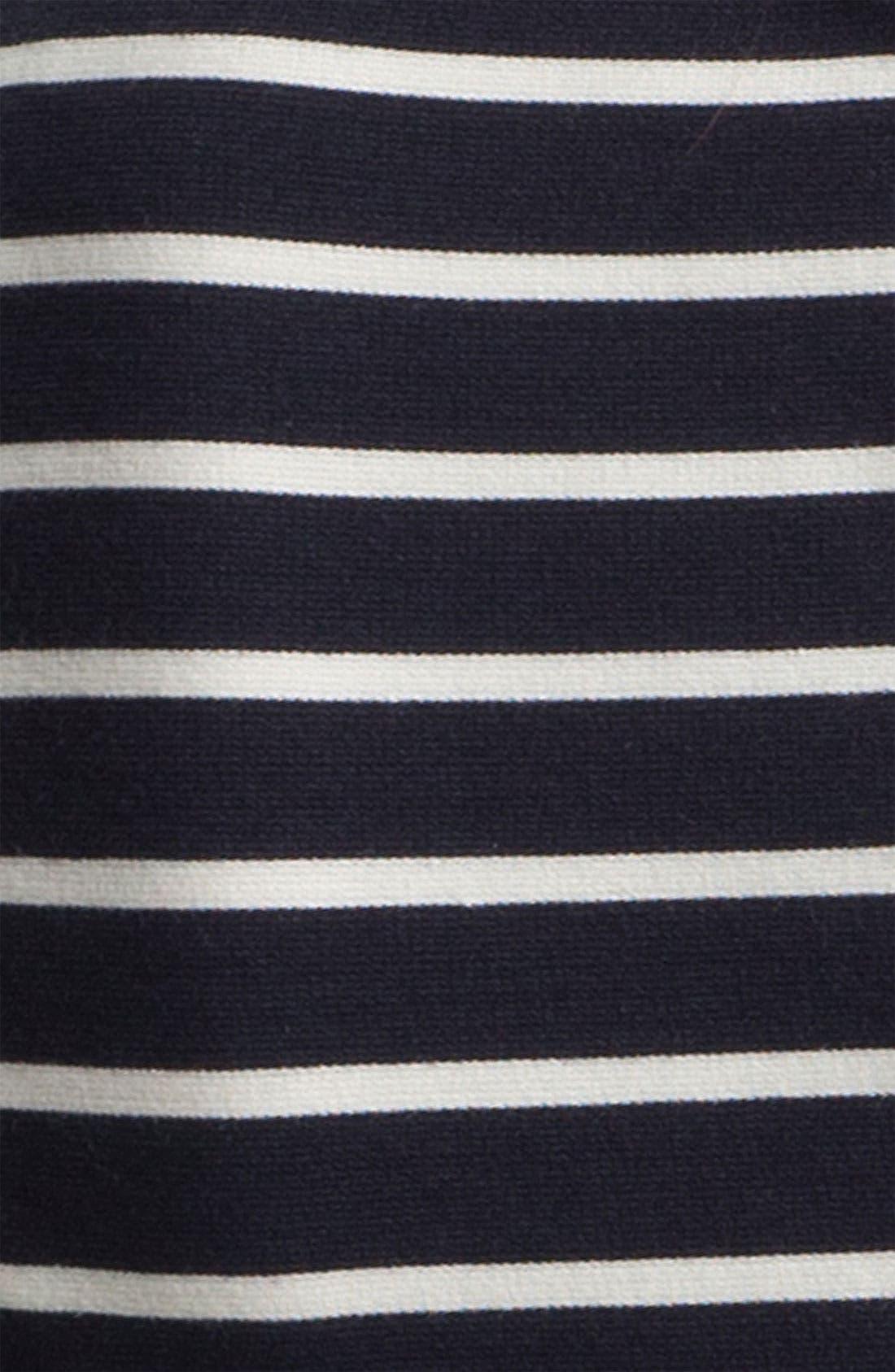 Alternate Image 3  - MICHAEL Michael Kors Stripe Blazer