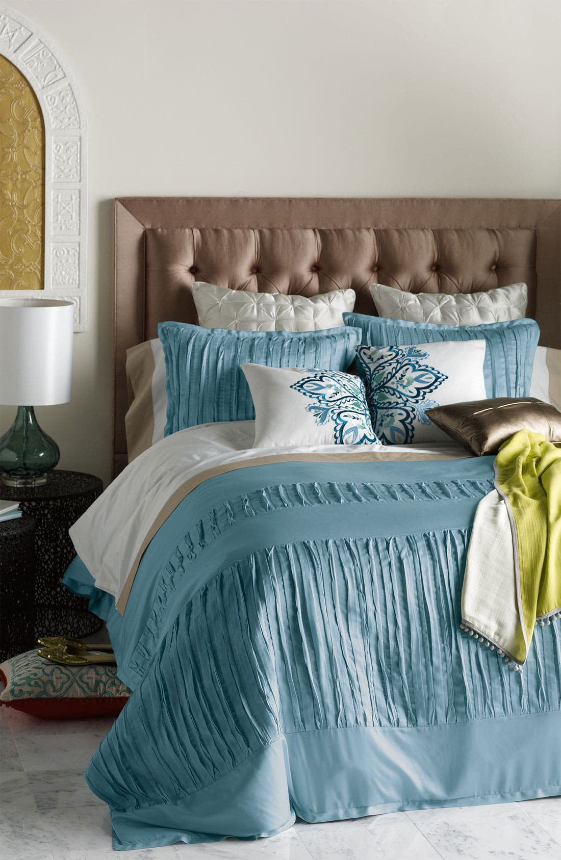 Alternate Image 2  - Blissliving Home 'Layla' Duvet Set (Online Only)