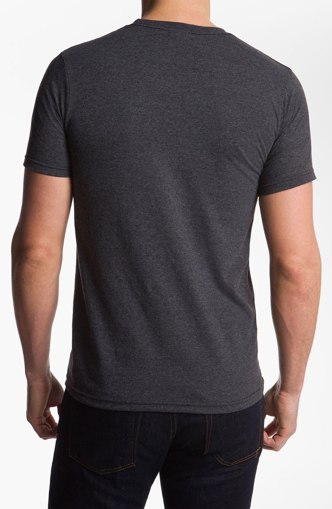 Alternate Image 2  - PalmerCash 'DJ 50 50' T-Shirt