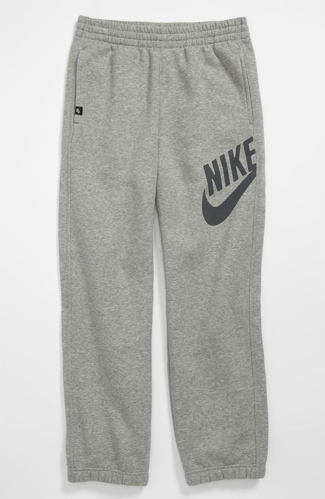 Alternate Image 1 Selected - Nike 'Limitless' Pants (Big Boys)