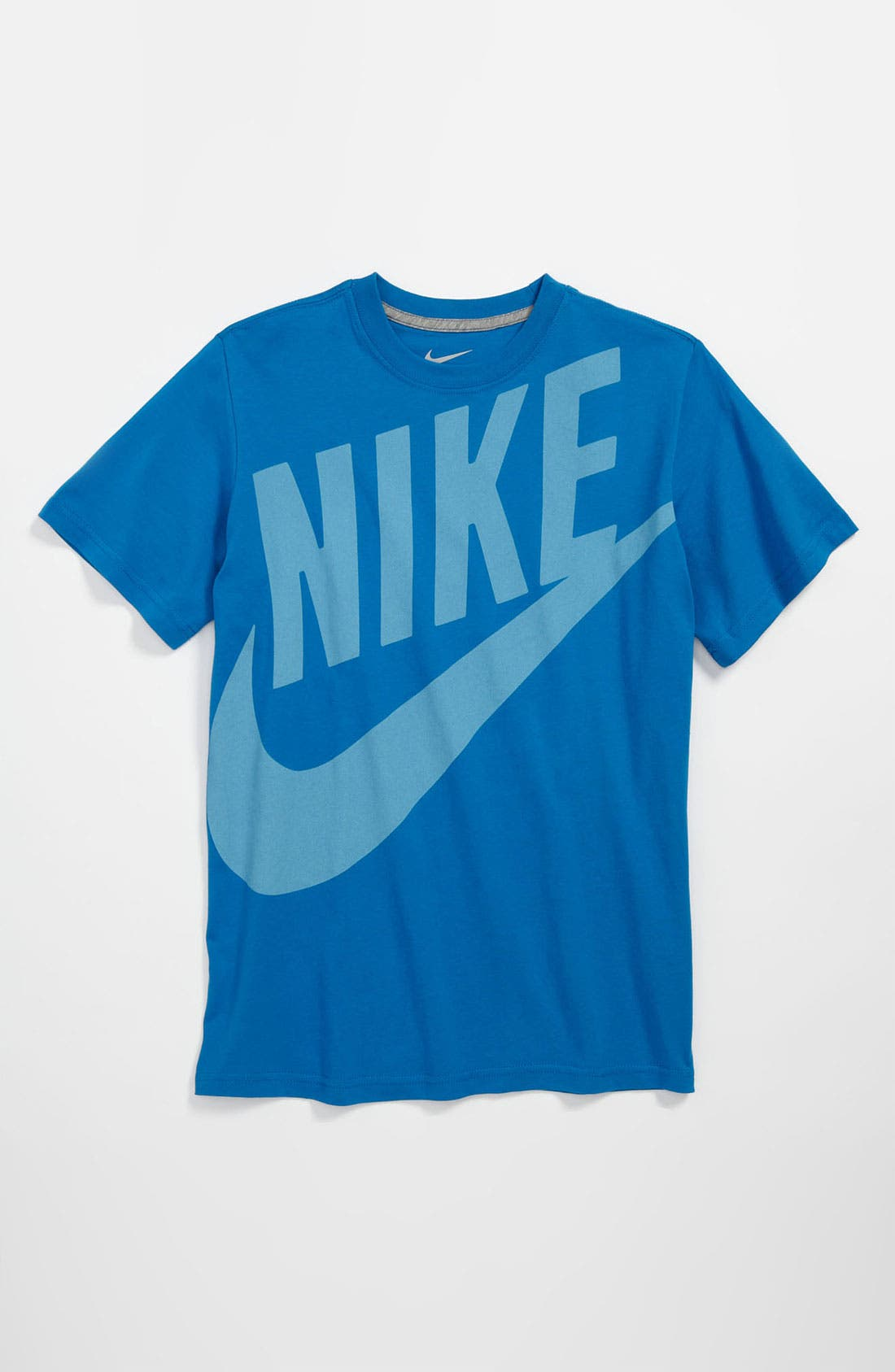 Alternate Image 1 Selected - Nike 'Futura' T-Shirt (Big Boys)