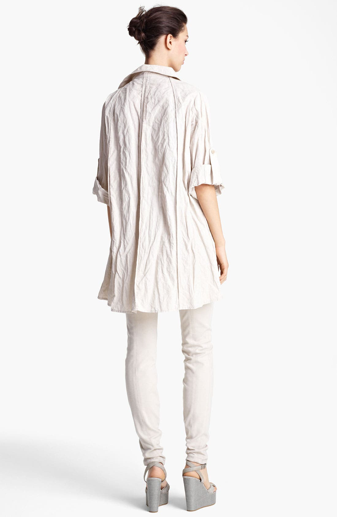 Alternate Image 4  - Donna Karan Collection Parachute Cotton Tunic
