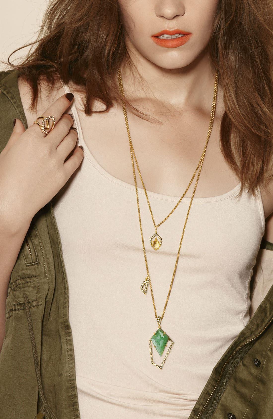 Alternate Image 2  - Alexis Bittar 'Miss Havisham - New Wave' Layered Necklace (Nordstrom Exclusive)