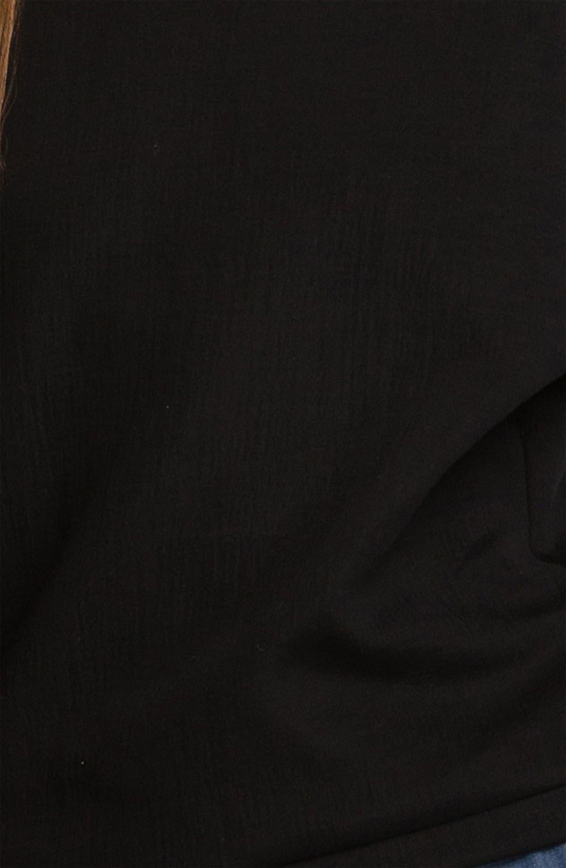 Alternate Image 4  - 3.1 Phillip Lim Print Sleeve Sweatshirt